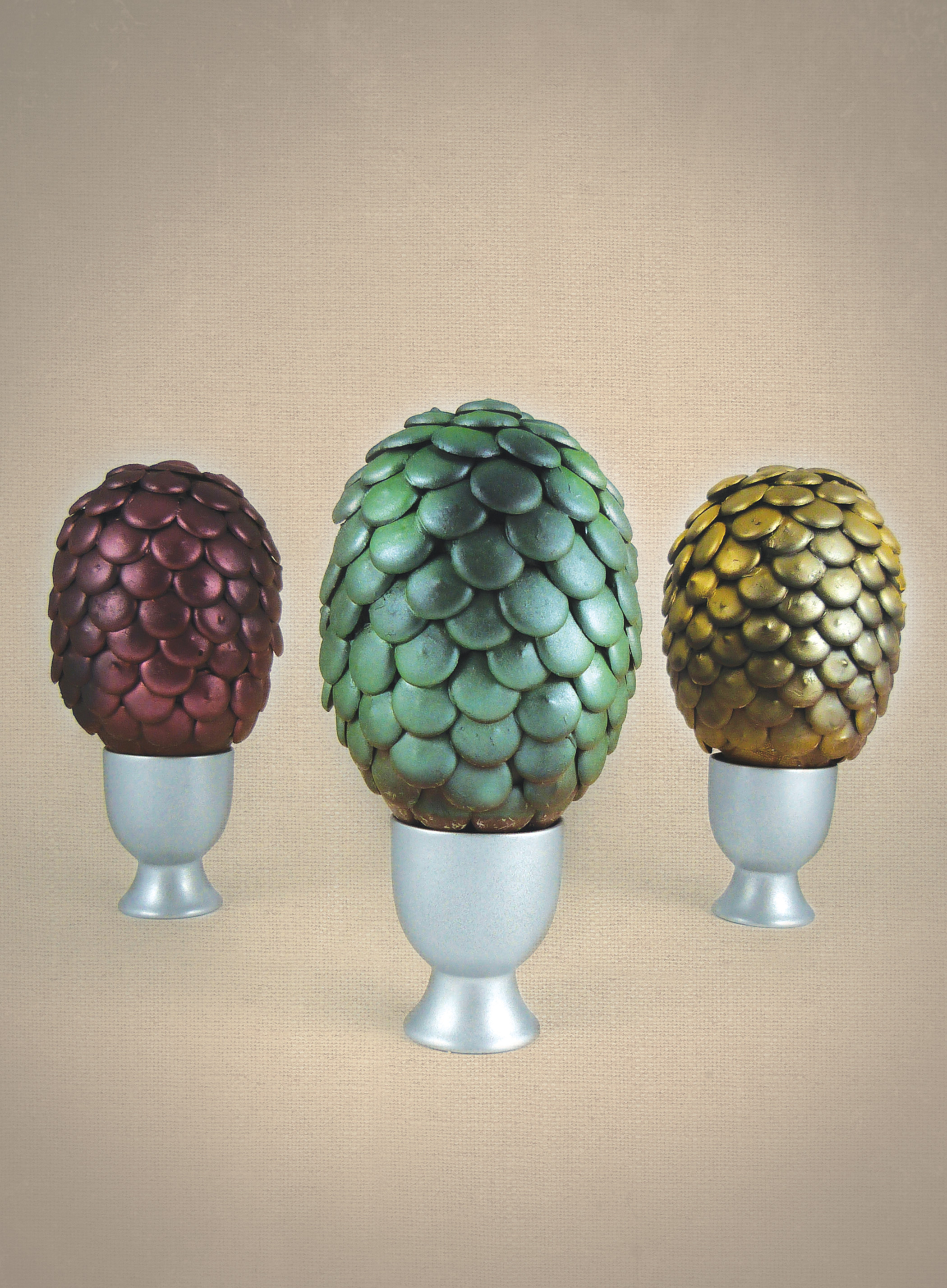 Daenerys' Dragon Eggs from the book  Games of Scones