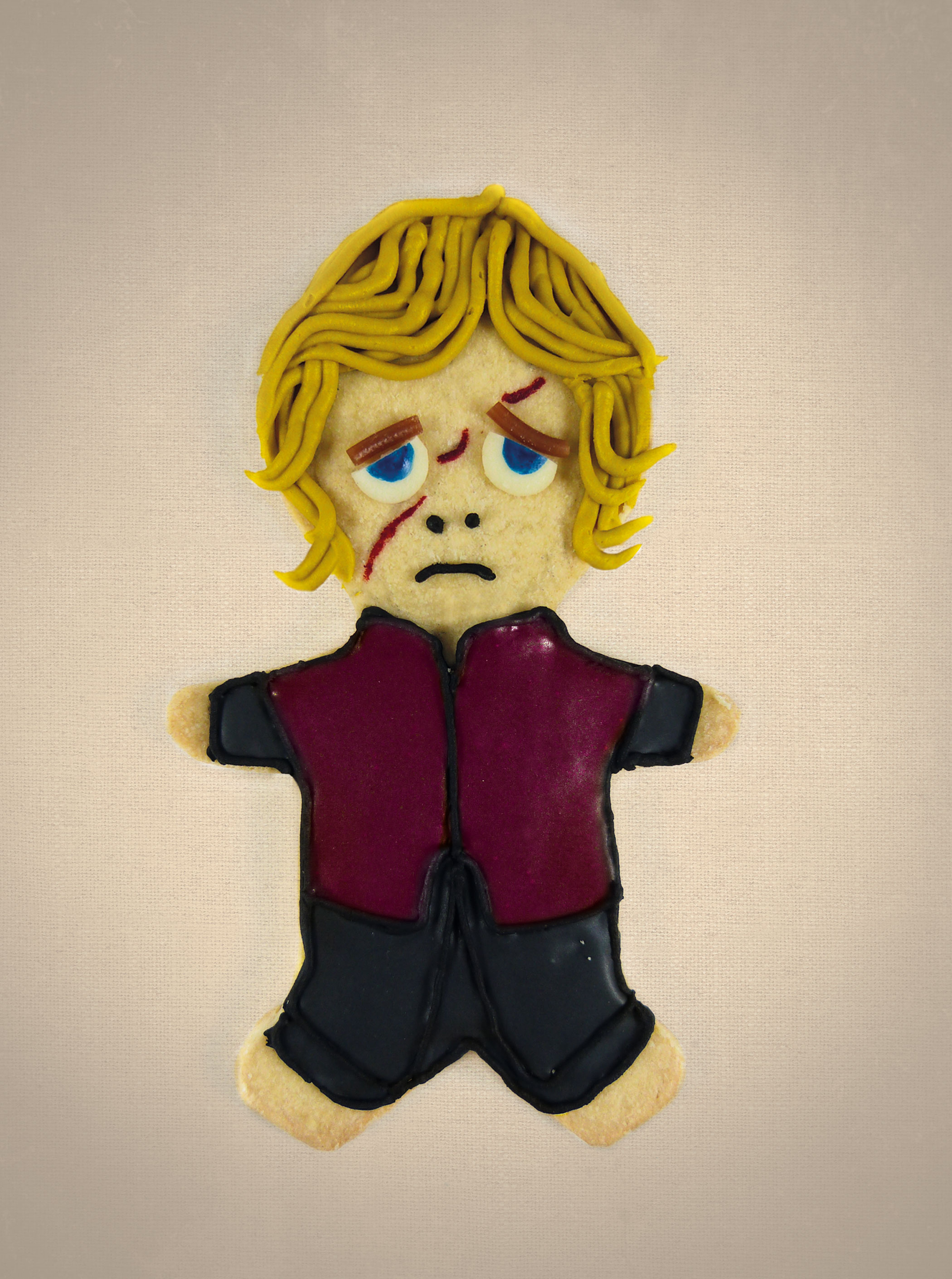 Tyrion's Shortbread from the book Games of Scones