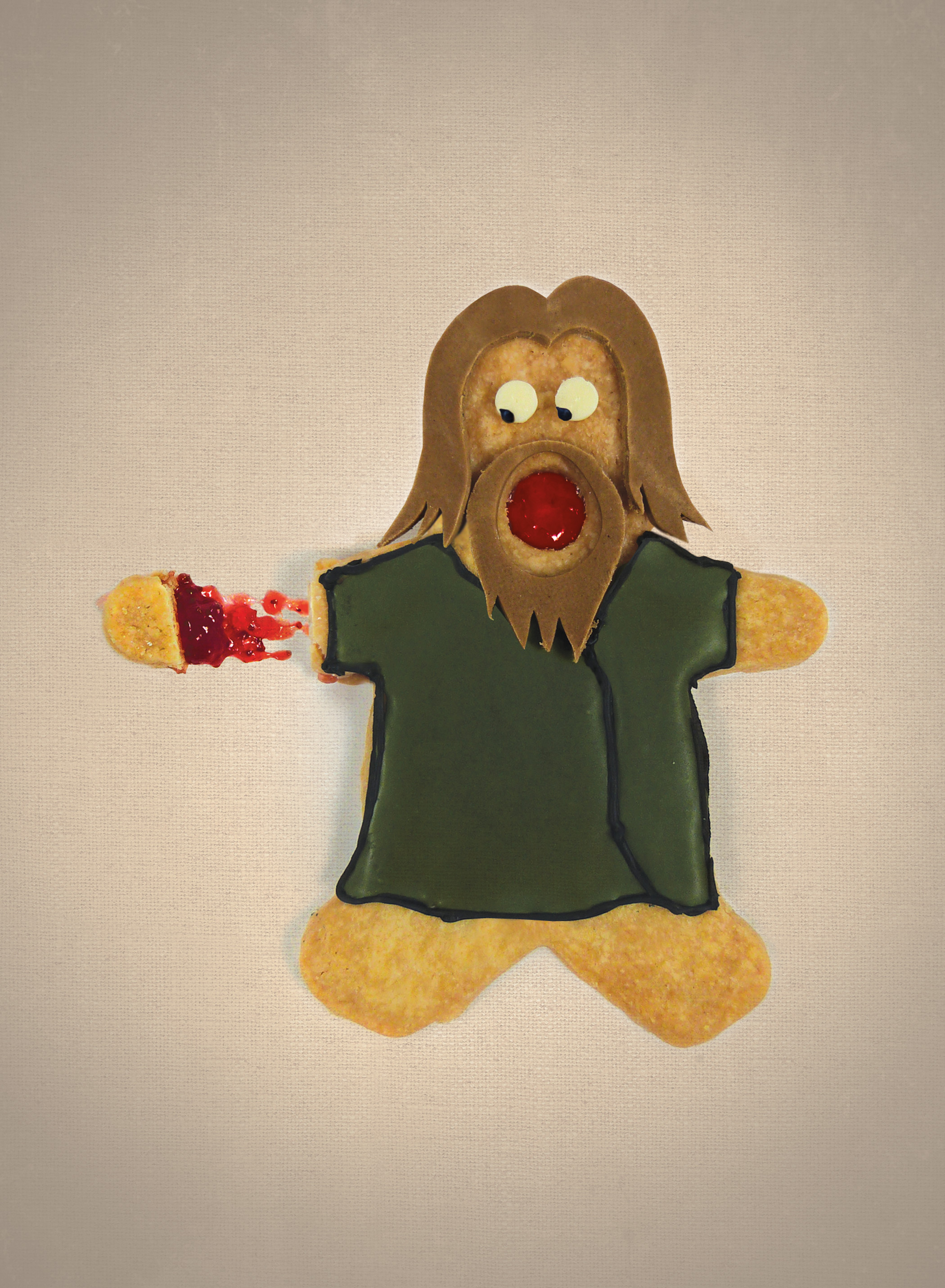 Jammy Lanister from the book  Games of Scones