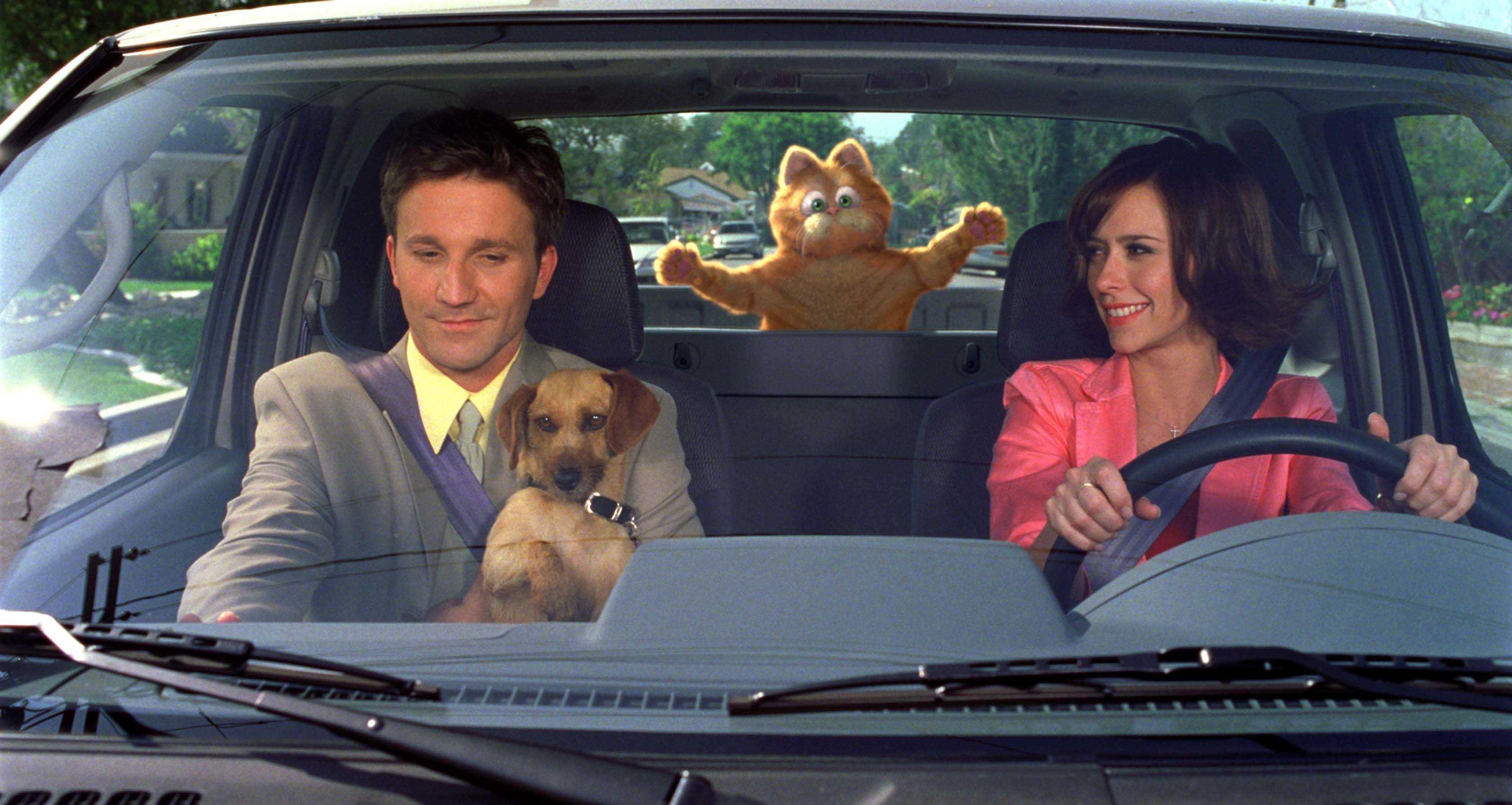 <b>Garfield: The Movie</b>, 2004.