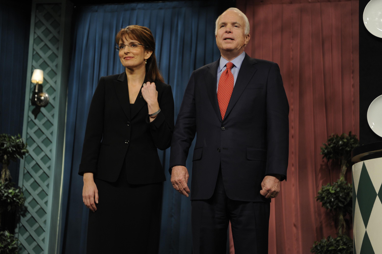 <strong>John McCain</strong>, Nov. 01, 2008.