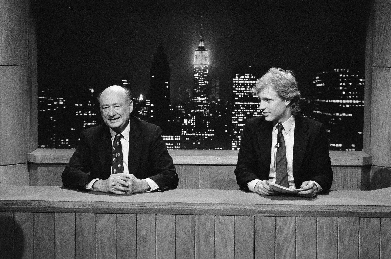 <strong>Ed Koch</strong>, May 13, 1983.
