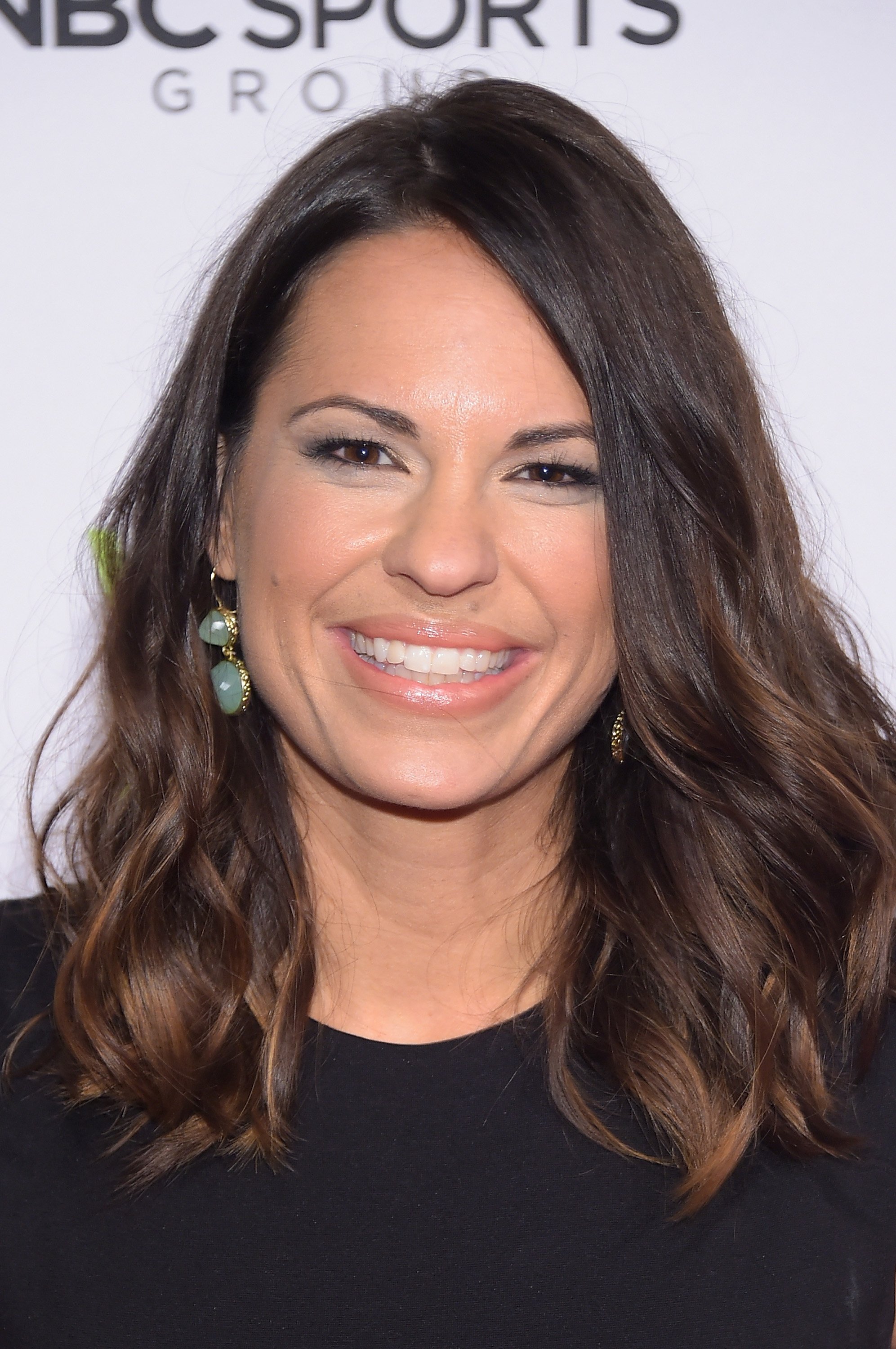 Softbal player Jessica Mendoza attends the Women's Sports Foundation's 35th Annual Salute to Women In Sports awards, a celebration and a fundraiser to ensure more girls and women have access to sports, at Cipriani Wall Street on October 15, 2014 in New York City.