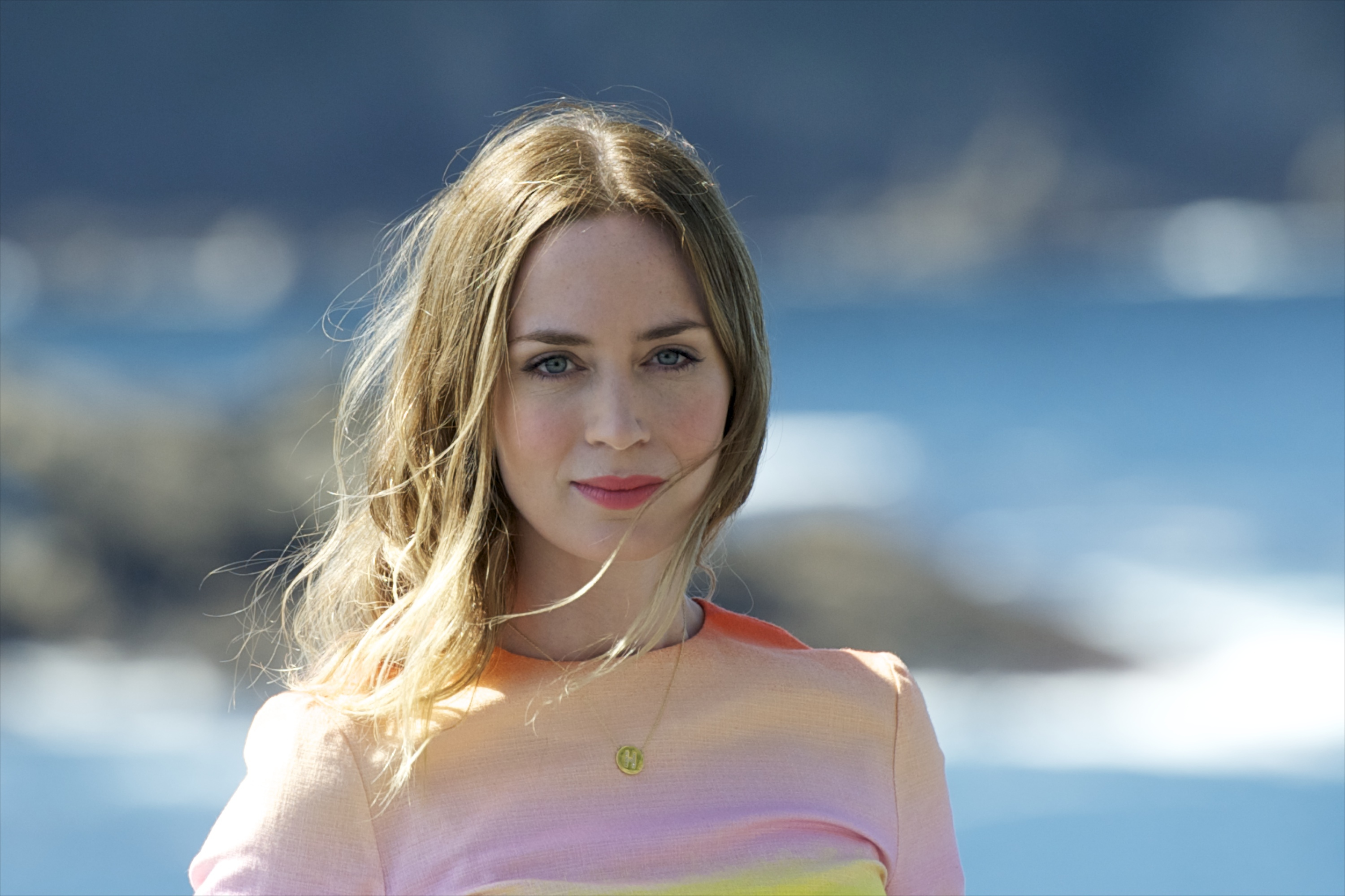 Emily Blunt attends 'Sicario' photocall during 63rd San Sebastian Film Festival on September 19, 2015 in San Sebastian, Spain.  (Photo by Juan Naharro Gimenez/WireImage)