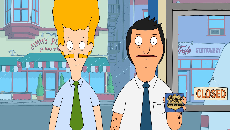 Season six premiere episode of Bob's Burgers airing on Nov. 2, 2015.