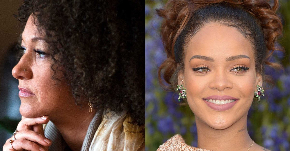 Rihanna on Rachel Dolezal: 'I Think She's a 'Hero' | Time