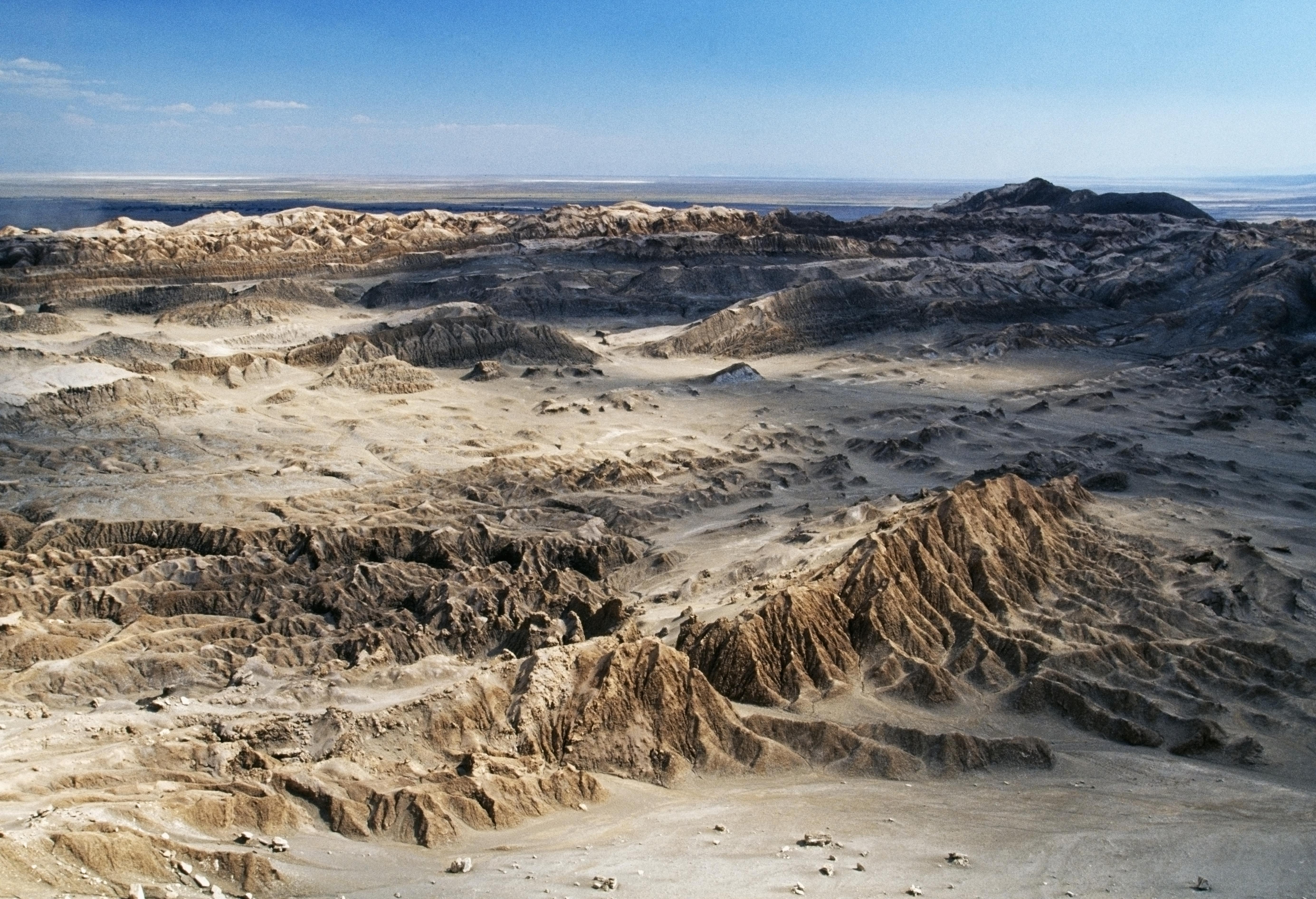 Cordillera del Sal, San Pedro de Atacama, Antofagasta Region, Chile, on June 15, 2014.