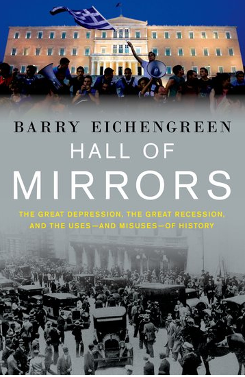 hall-of-mirrors-barry-eichengreen-book-cover