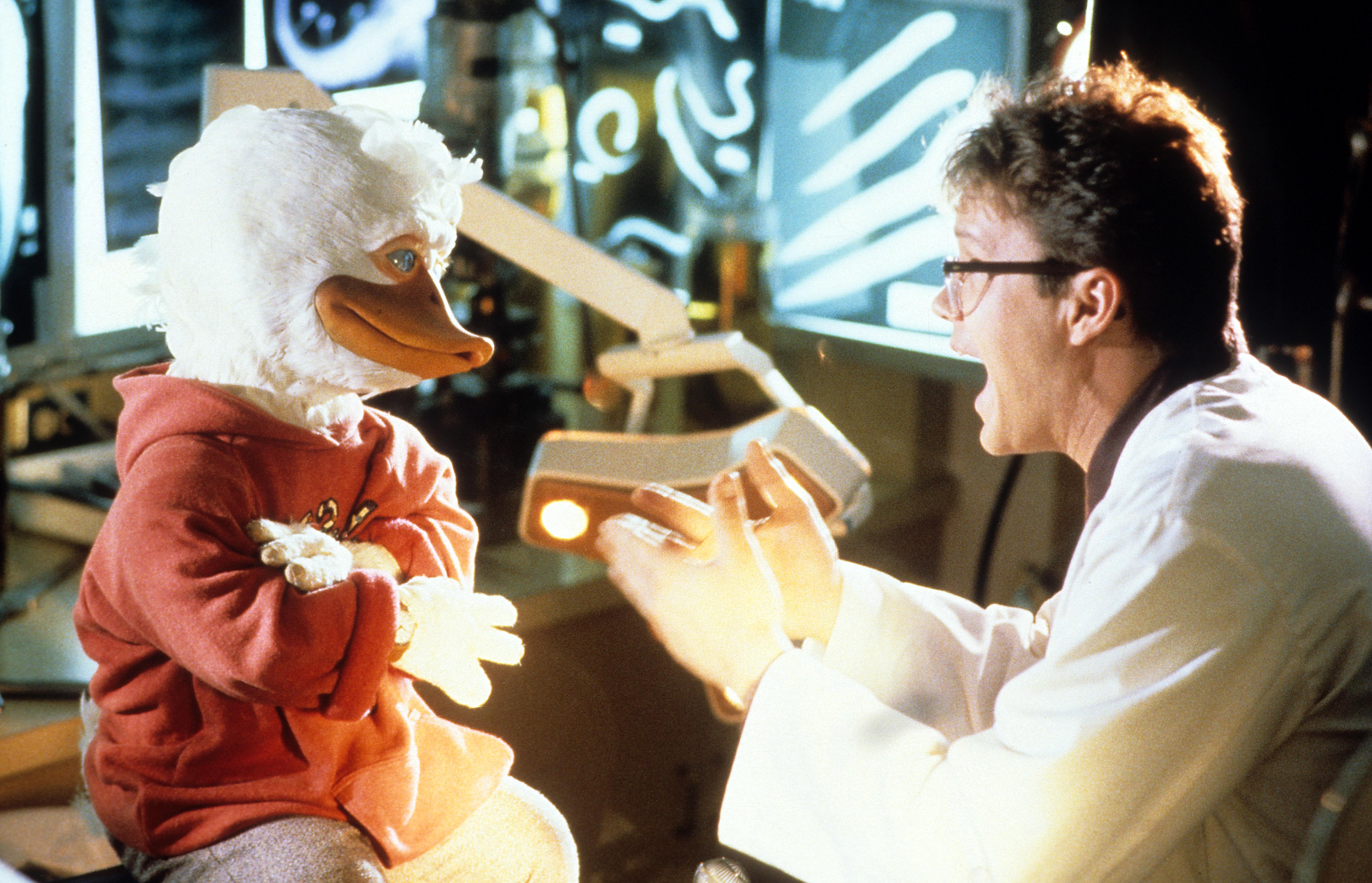 <b>Howard the Duck</b>, 1986.