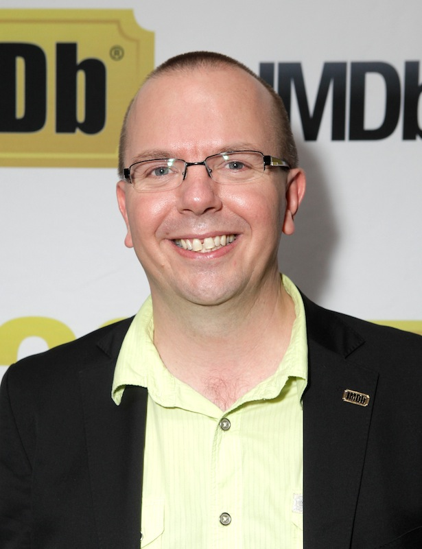 IMDB's Col Needham at IMDb's 20th Anniversary Party at CAA on Sept. 28, 2010, in Los Angeles