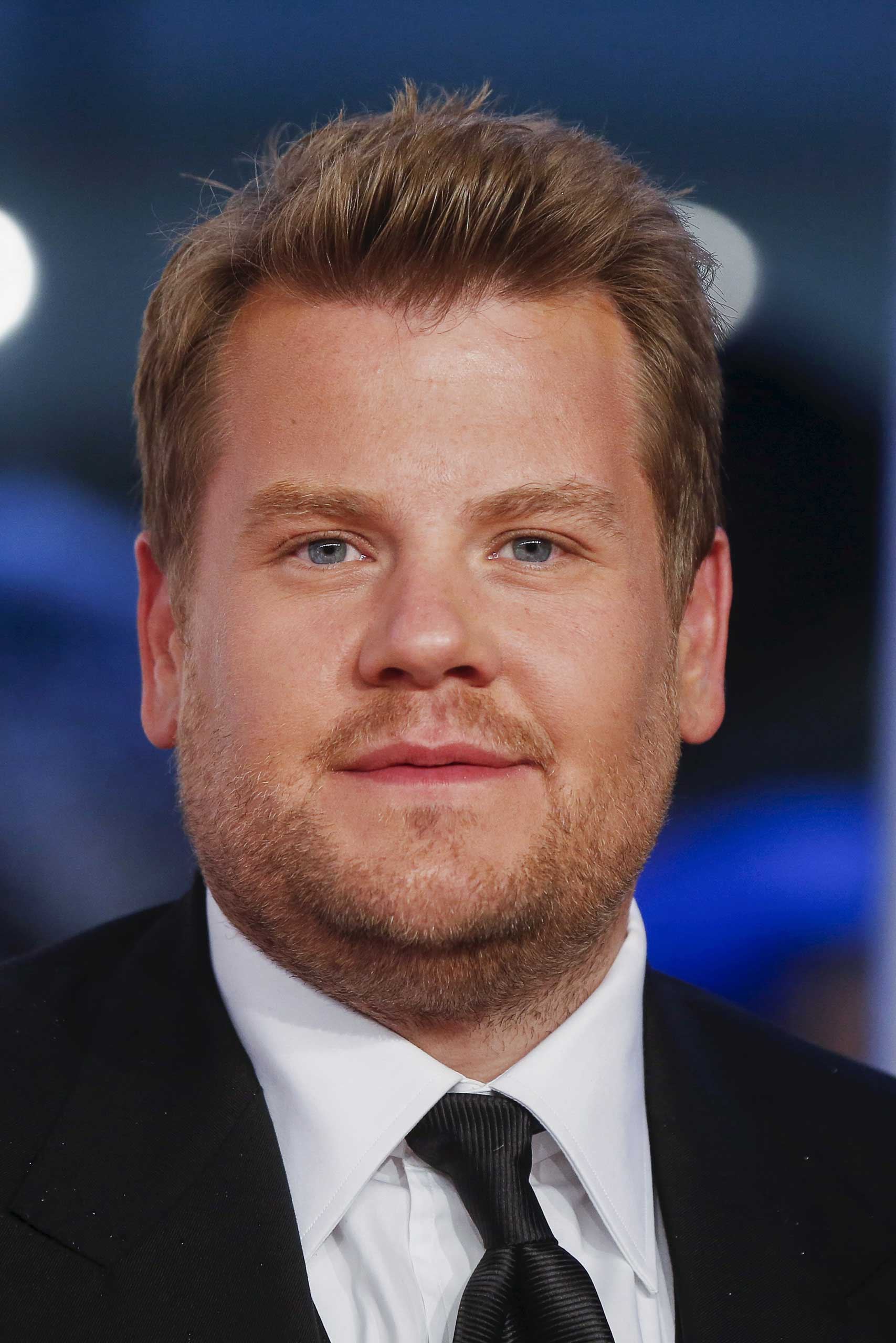 Actor James Corden arrives for the 2015 CFDA Fashion Awards in New York June 1, 2015.