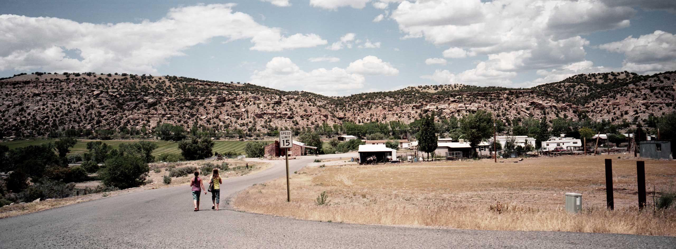 Gateway, Colorado. June 2012