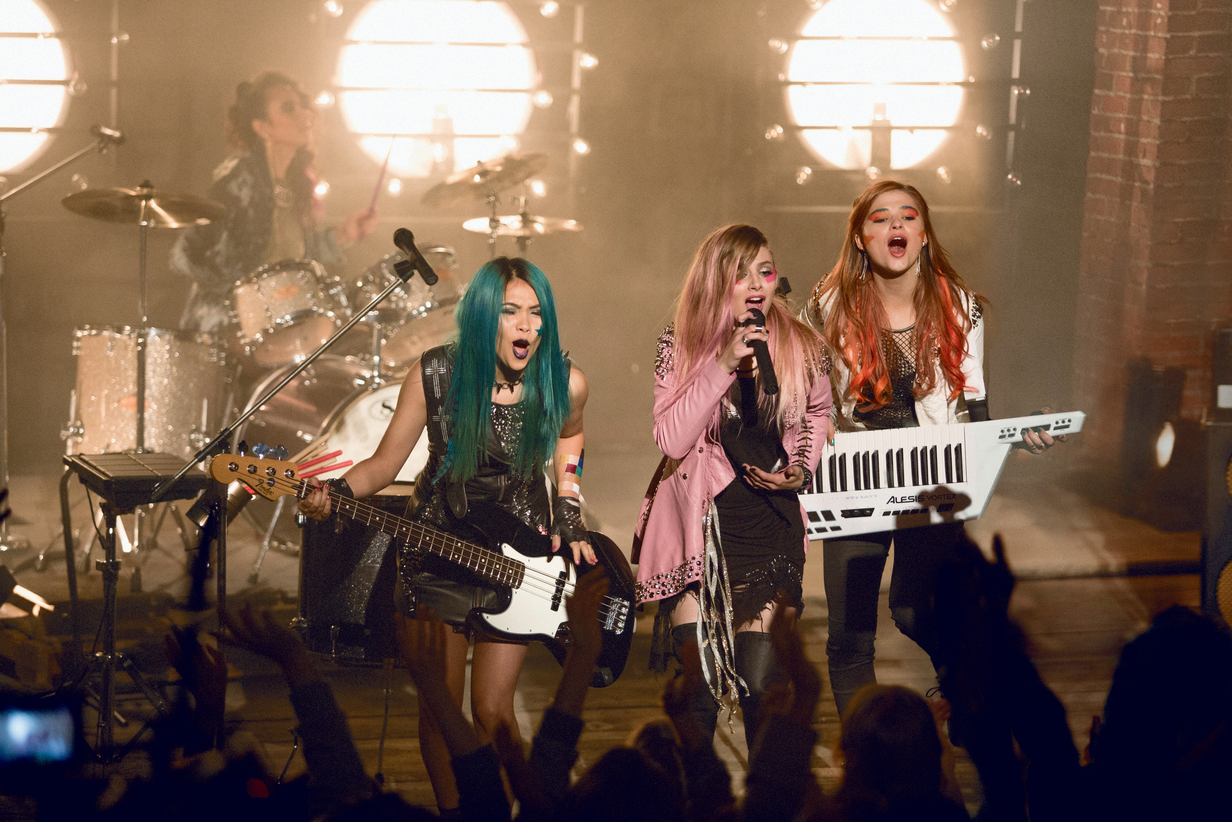 <b>Jem and the Holograms</b>, 2015.