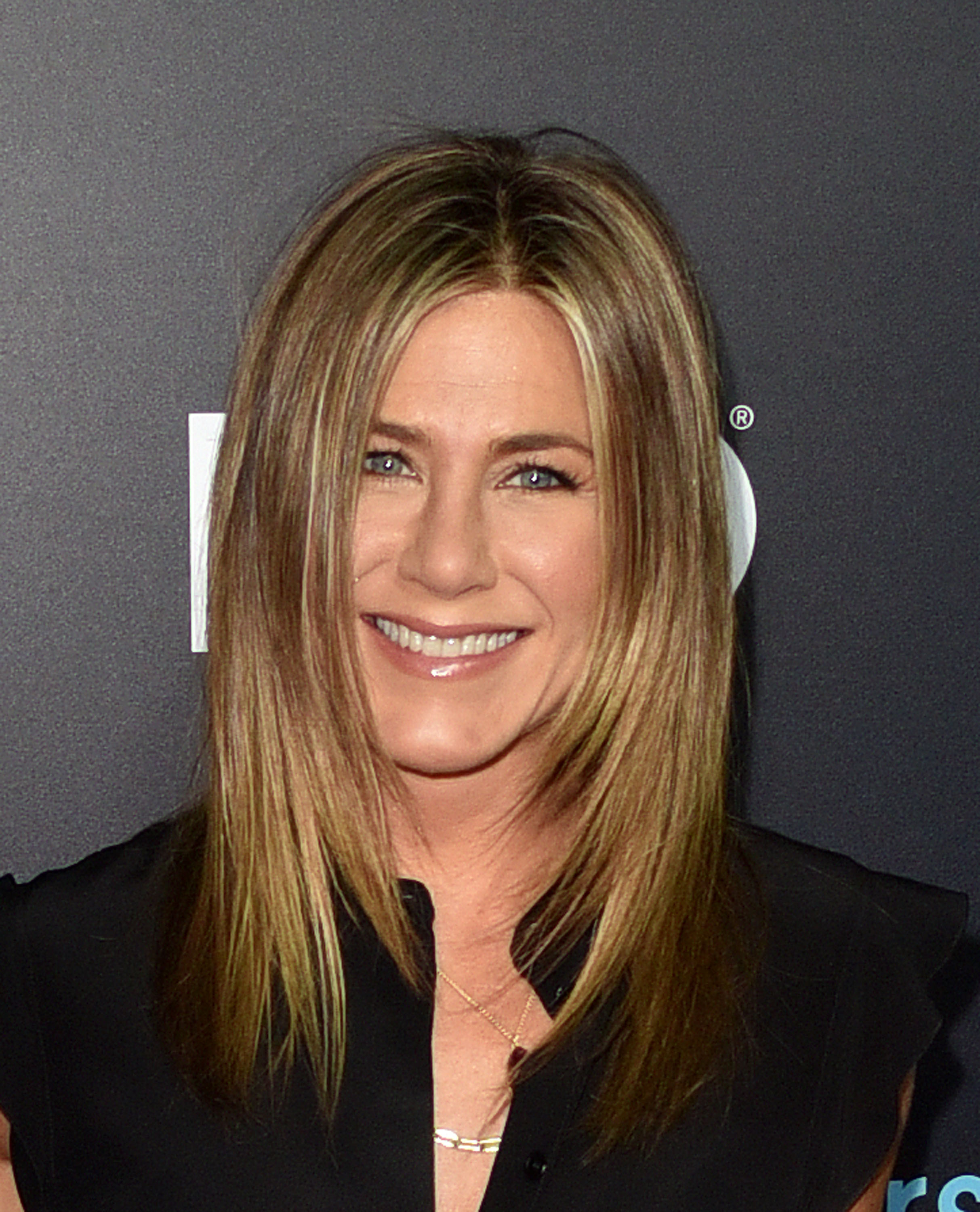 Jennifer Aniston at HBO's  The Leftovers  season 2 premiere in Austin on Oct. 3, 2015.