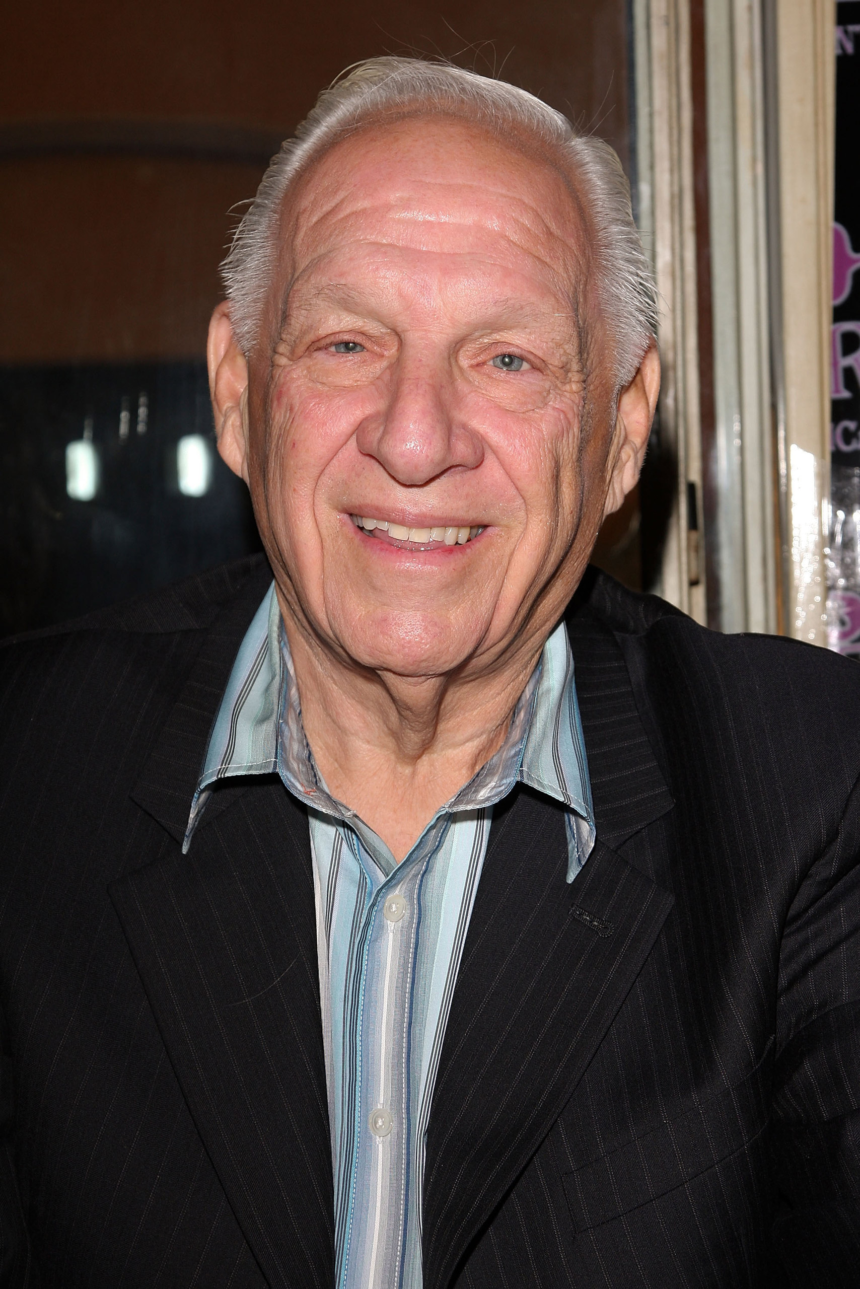 Co-founder of Ruthless Records and former N.W.A. manager Jerry Heller attends his book launch for  Ruthless: A Memoir  in Mexico City on June 13, 2008.