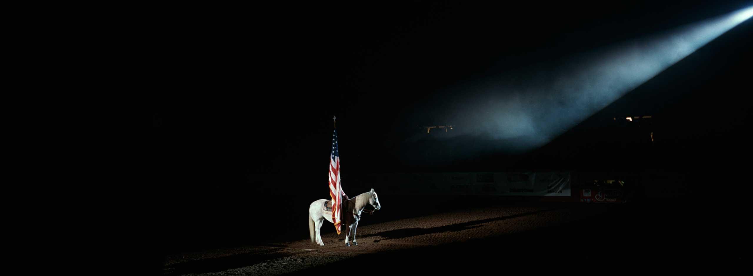 San Angelo Rodeo, San Angelo, Texas, 2013.