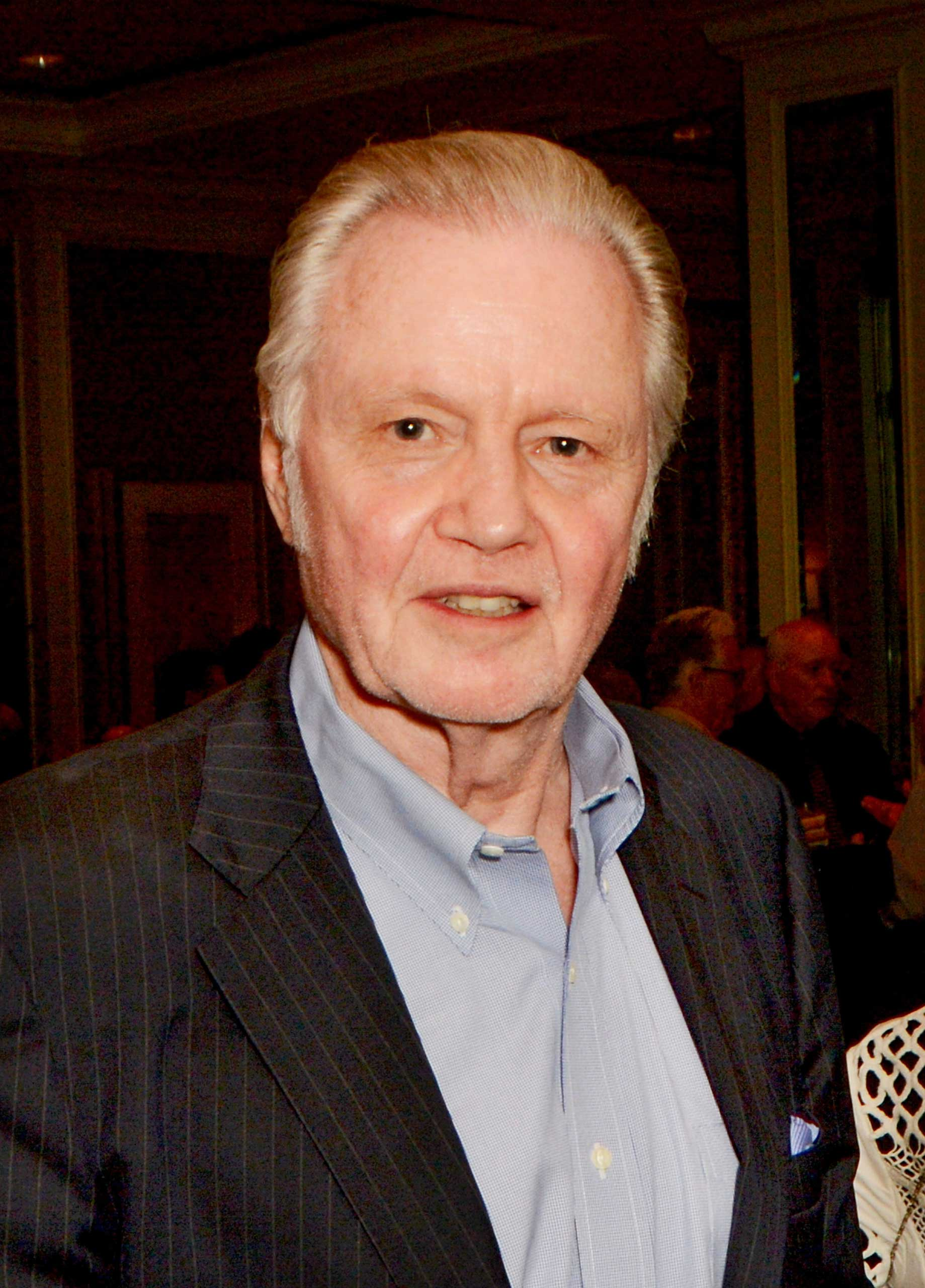Actor Jon Voight attends The Salute to Hollywood Gala: Unite for Remembrance presented by The American Society for Yad Vashem & Jewish Life Foundation at the Four Seasons Hotel Los Angeles in Beverly Hills, on June 28, 2015.