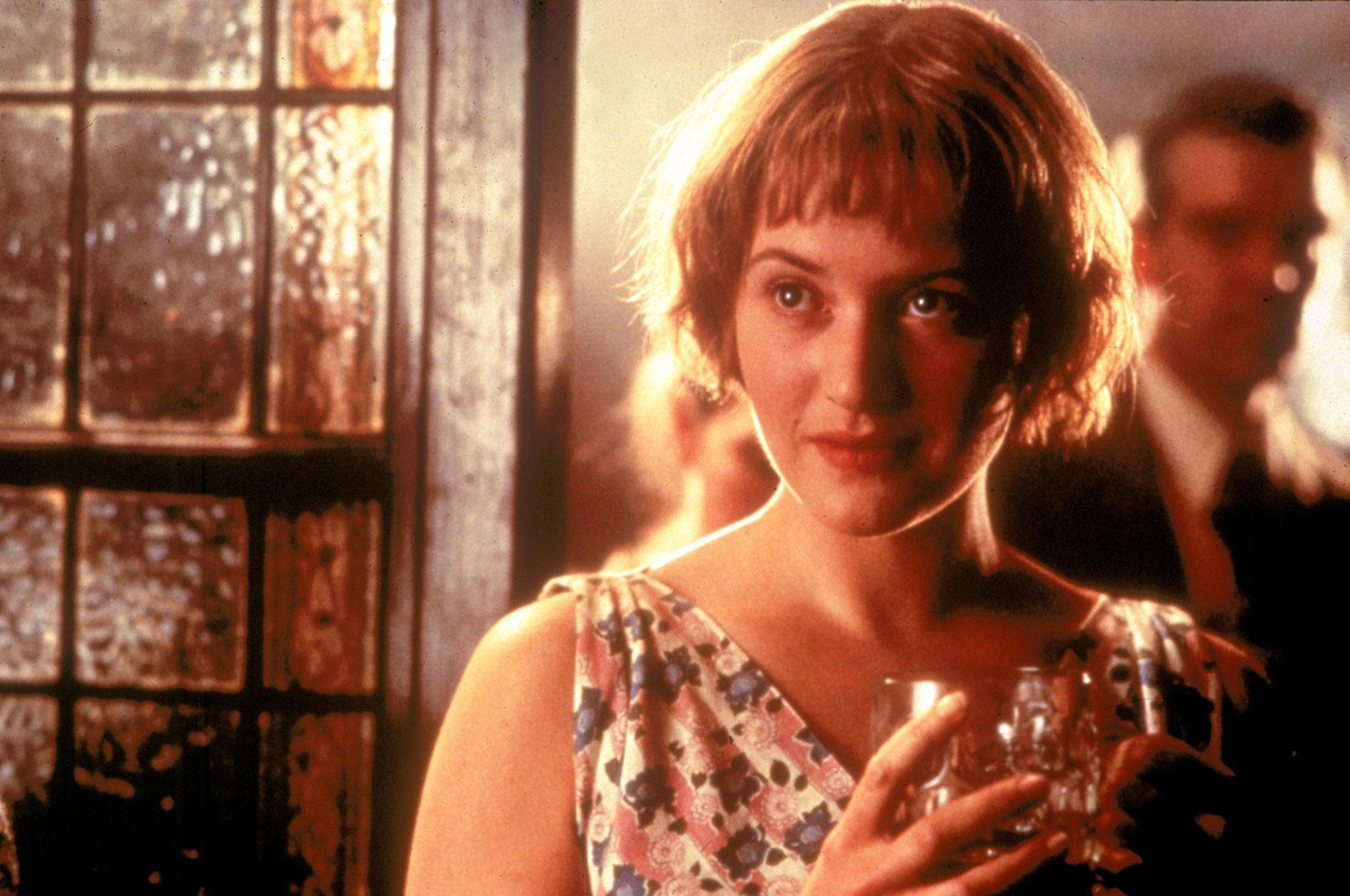 Young Iris Murdoch in Iris, 2001.