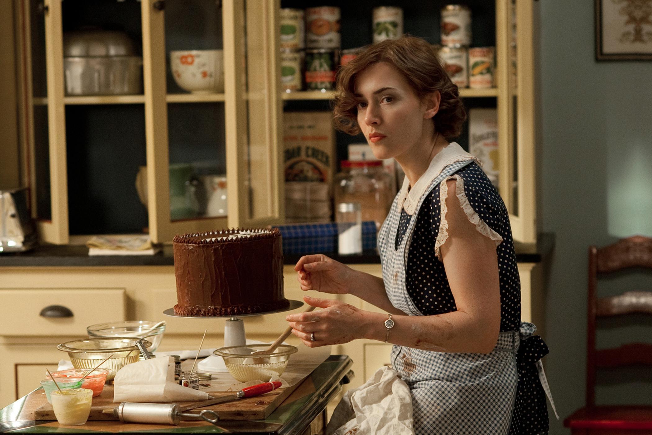 Mildred Pierce in Mildred Pierce, 2011.