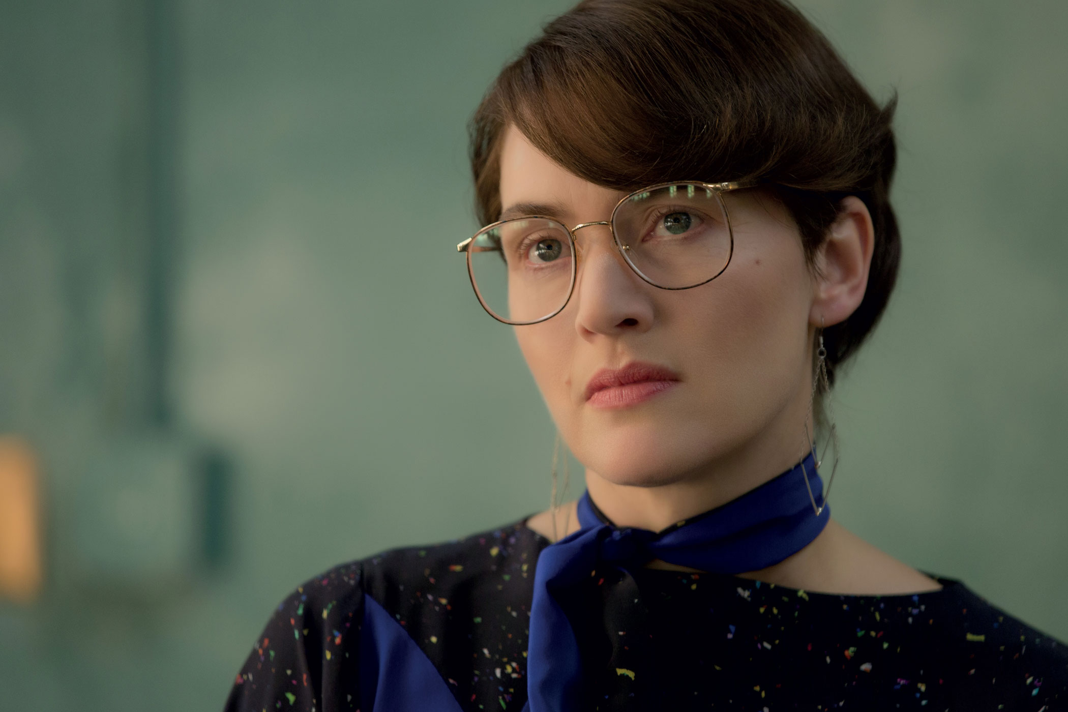 Joanna Hoffman in Steve Jobs, 2015.