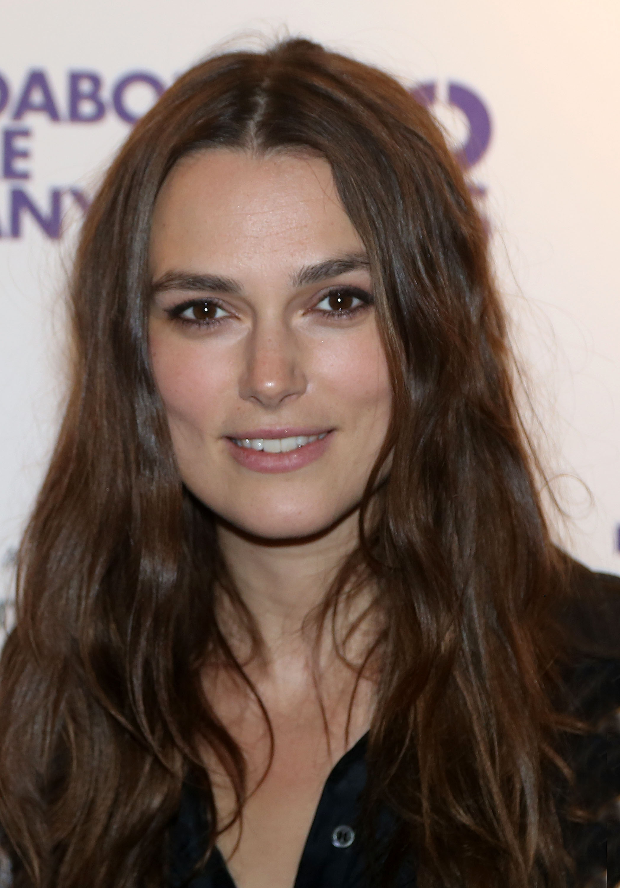 Keira Knightley at the Roundabout Theater Company's 50th Anniversary Season Party in New York City  on Sept. 10, 2015.