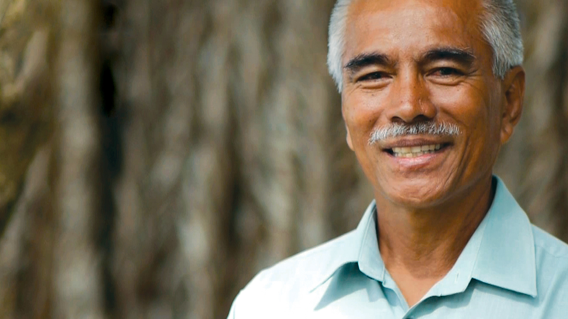 President Anote Tong of Kiribati
