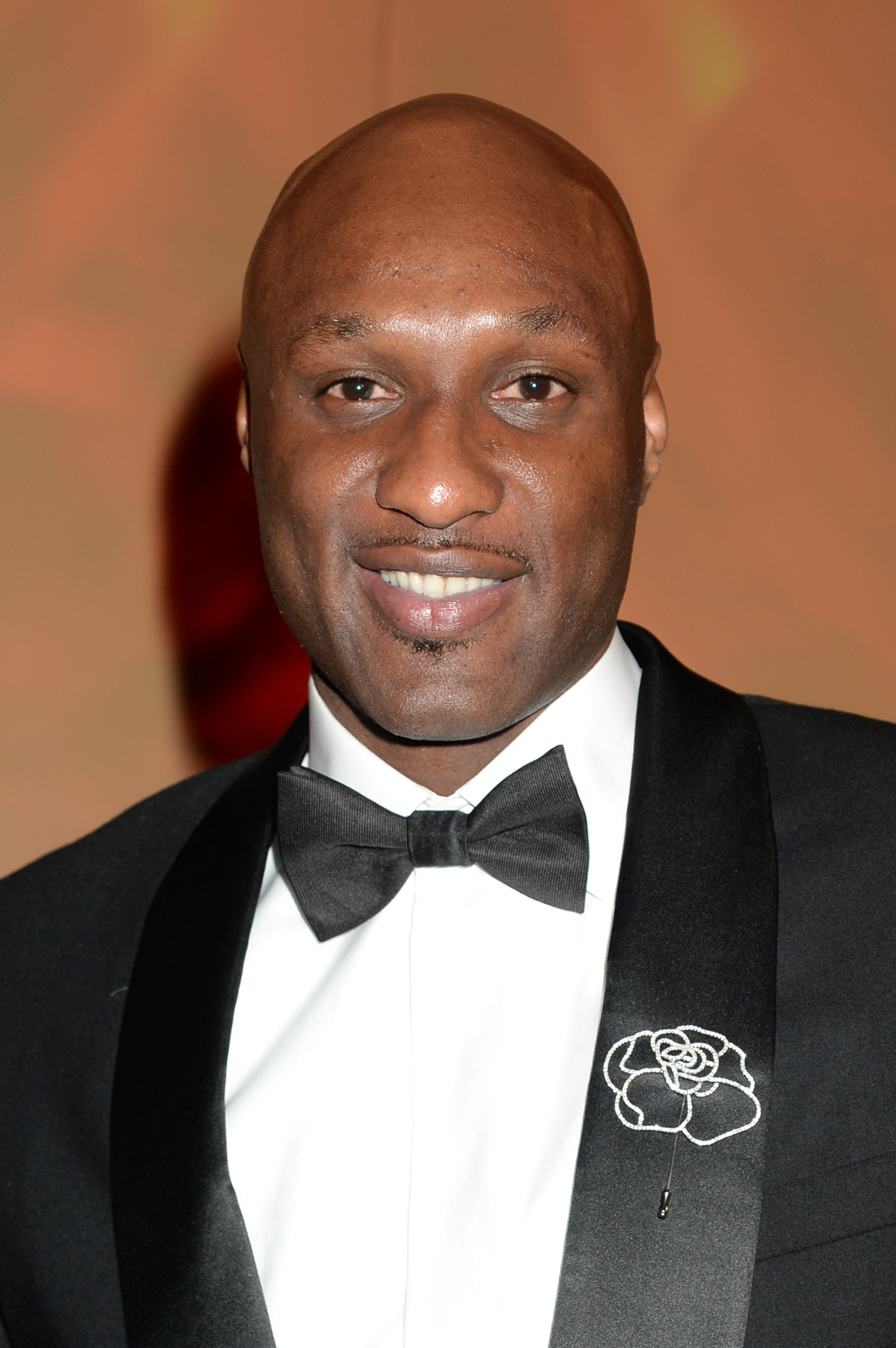 Professional basketball player Lamar Odom attends HBO's Official Golden Globe Awards After Party at The Beverly Hilton Hotel in Beverly Hills, Calif., on Jan. 12, 2014