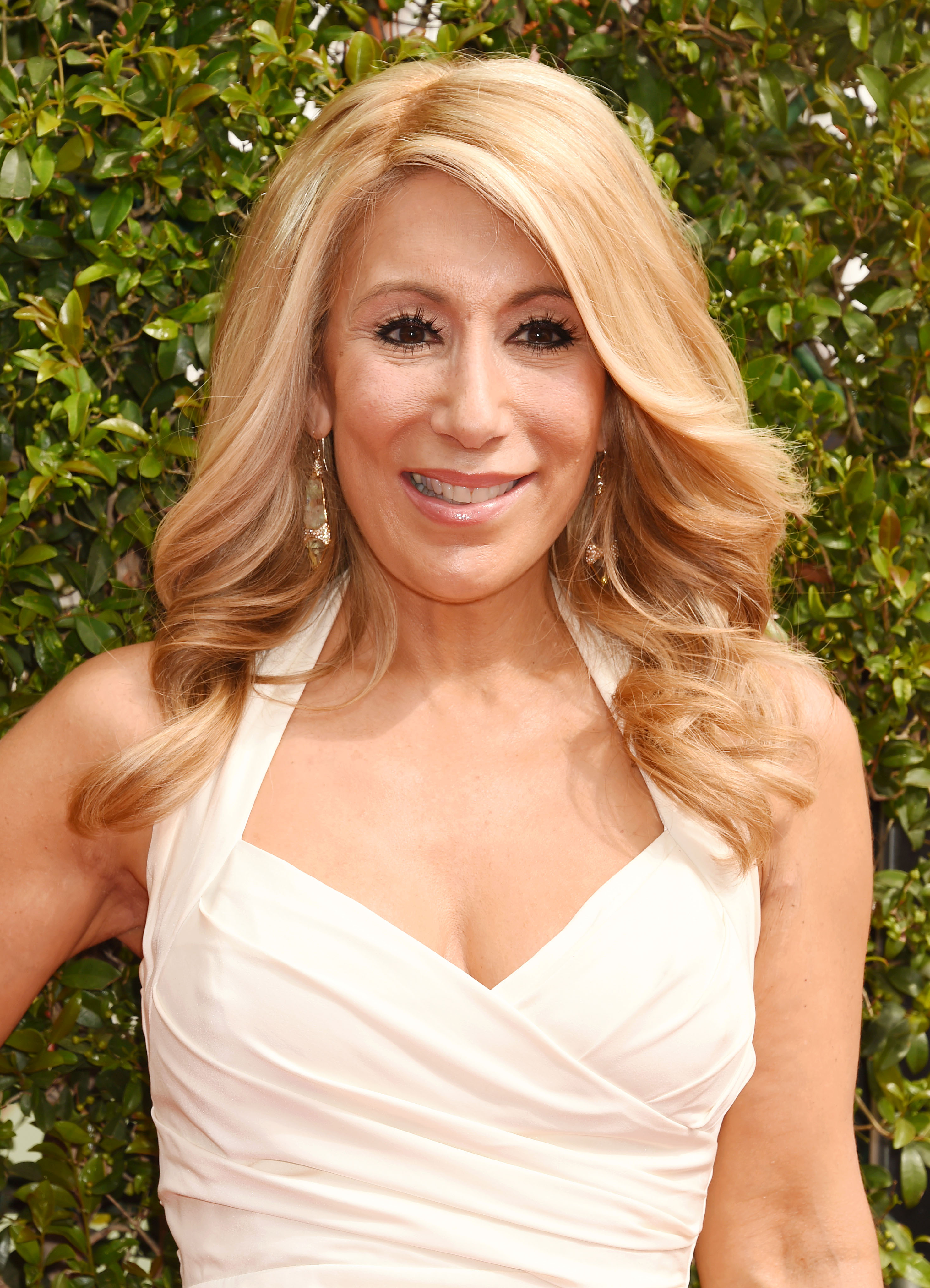 Lori Greiner at the 2015 Creative Arts Emmy Awards in Los Angeles on Sept. 12, 2015.