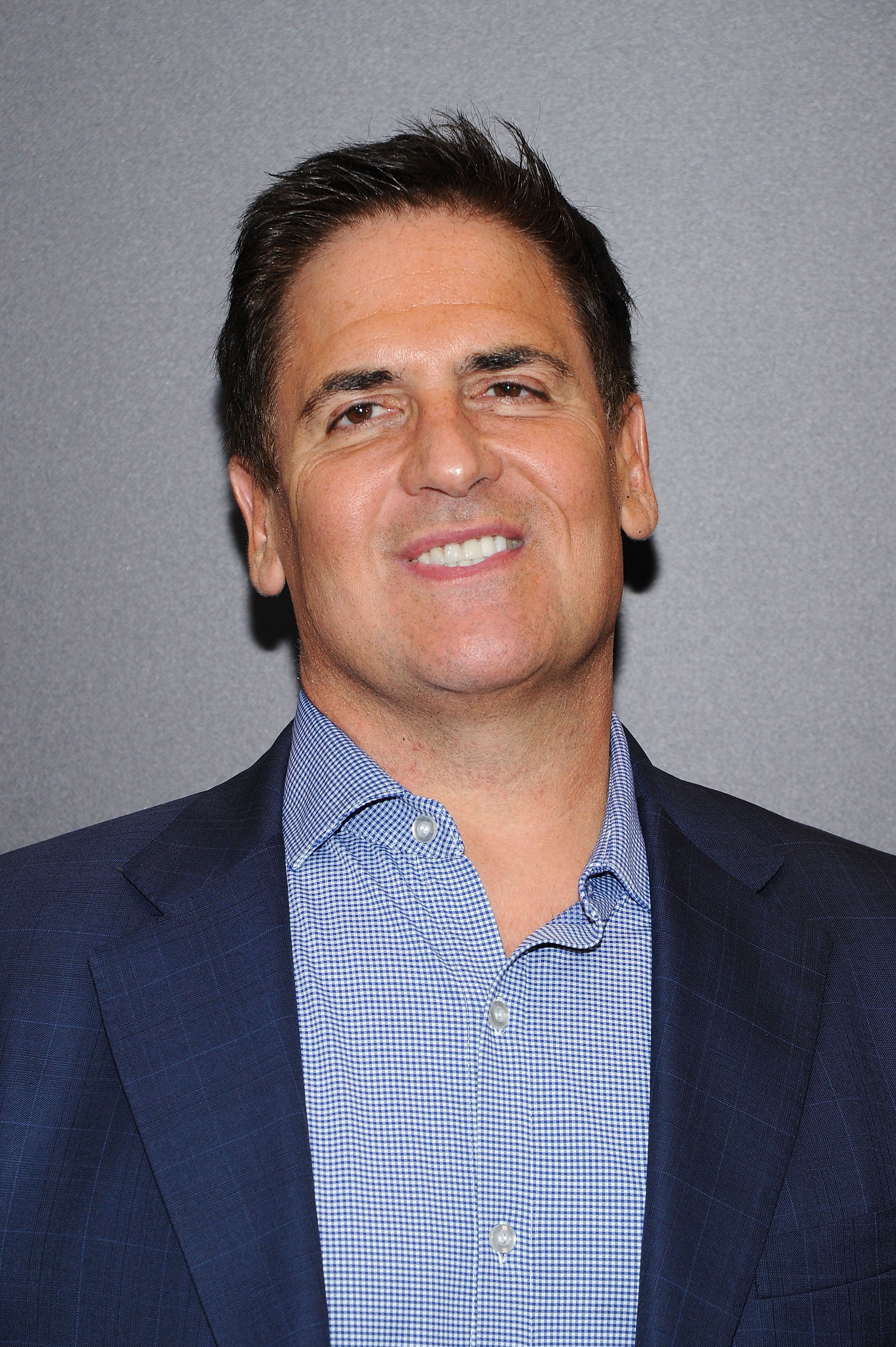 Mark Cuban at the  Woman In Gold  New York premiere on March 30, 2015.