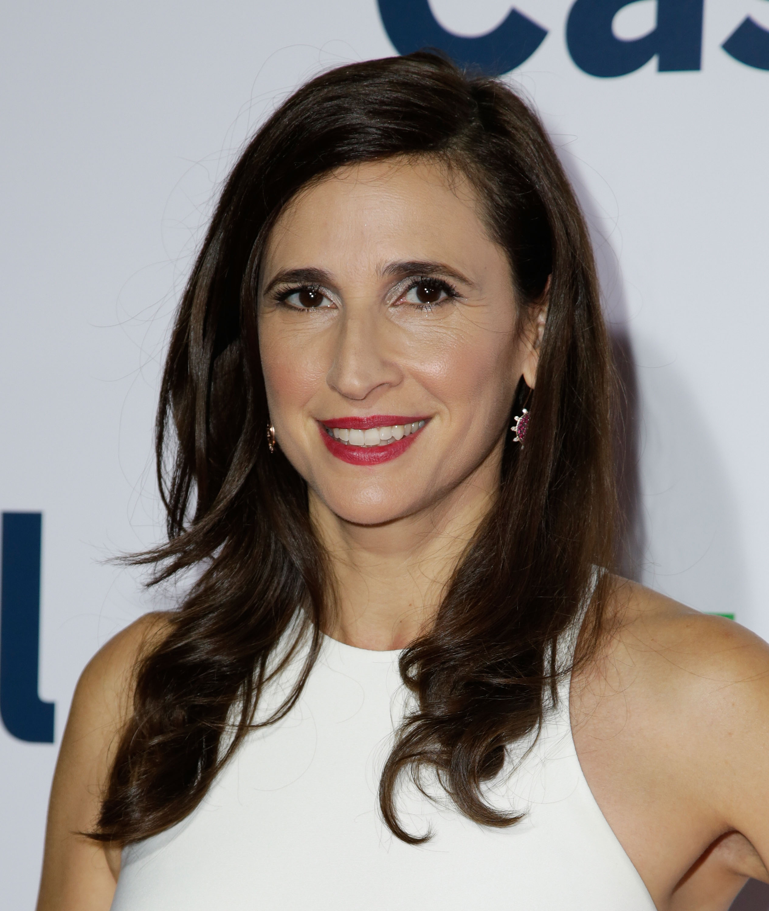 Michaela Watkins attends the premiere of Hulu's  Casual  on September 21, 2015 in West Hollywood, California.