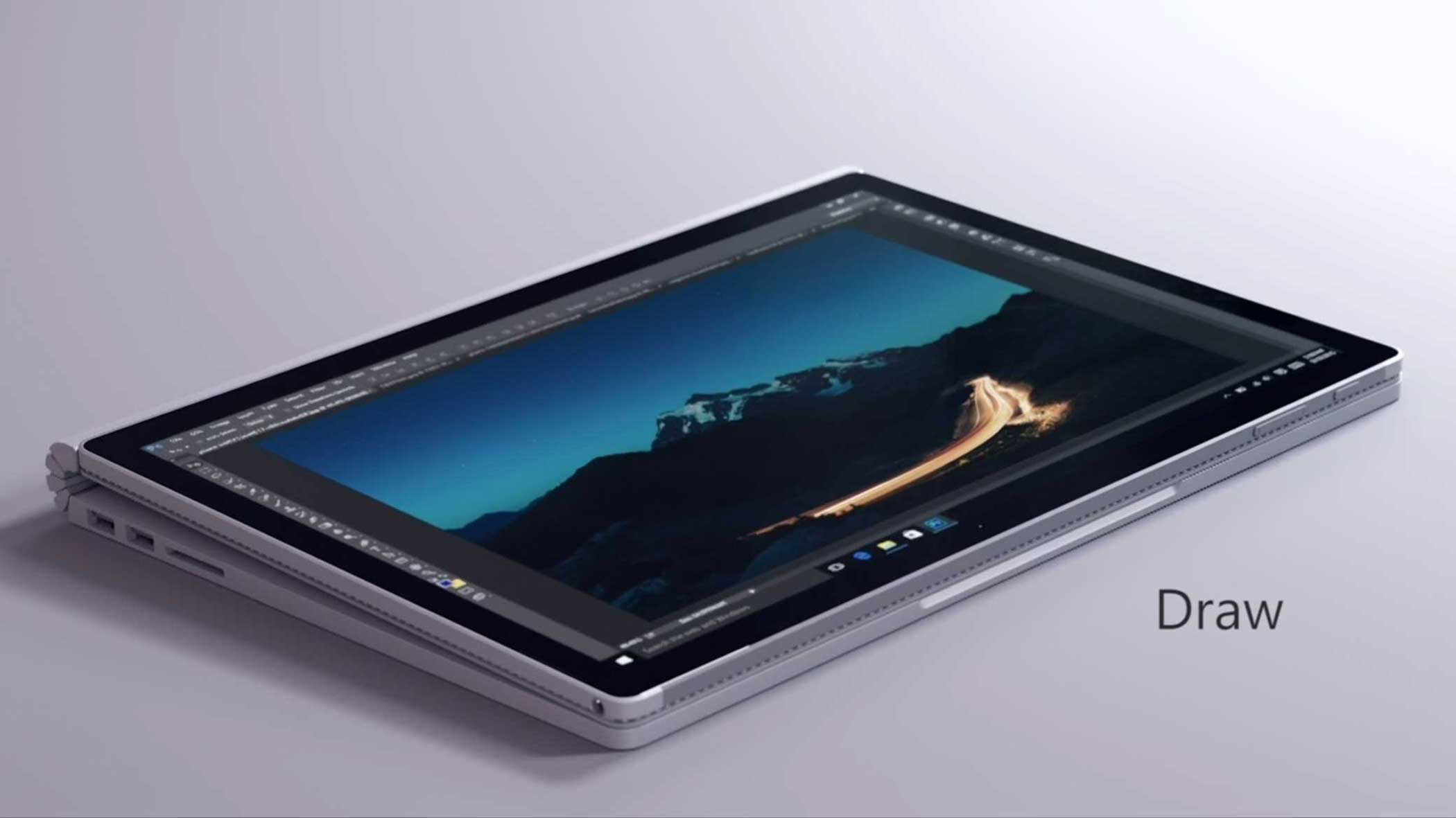 Allowing the screen to flip or fully detach.