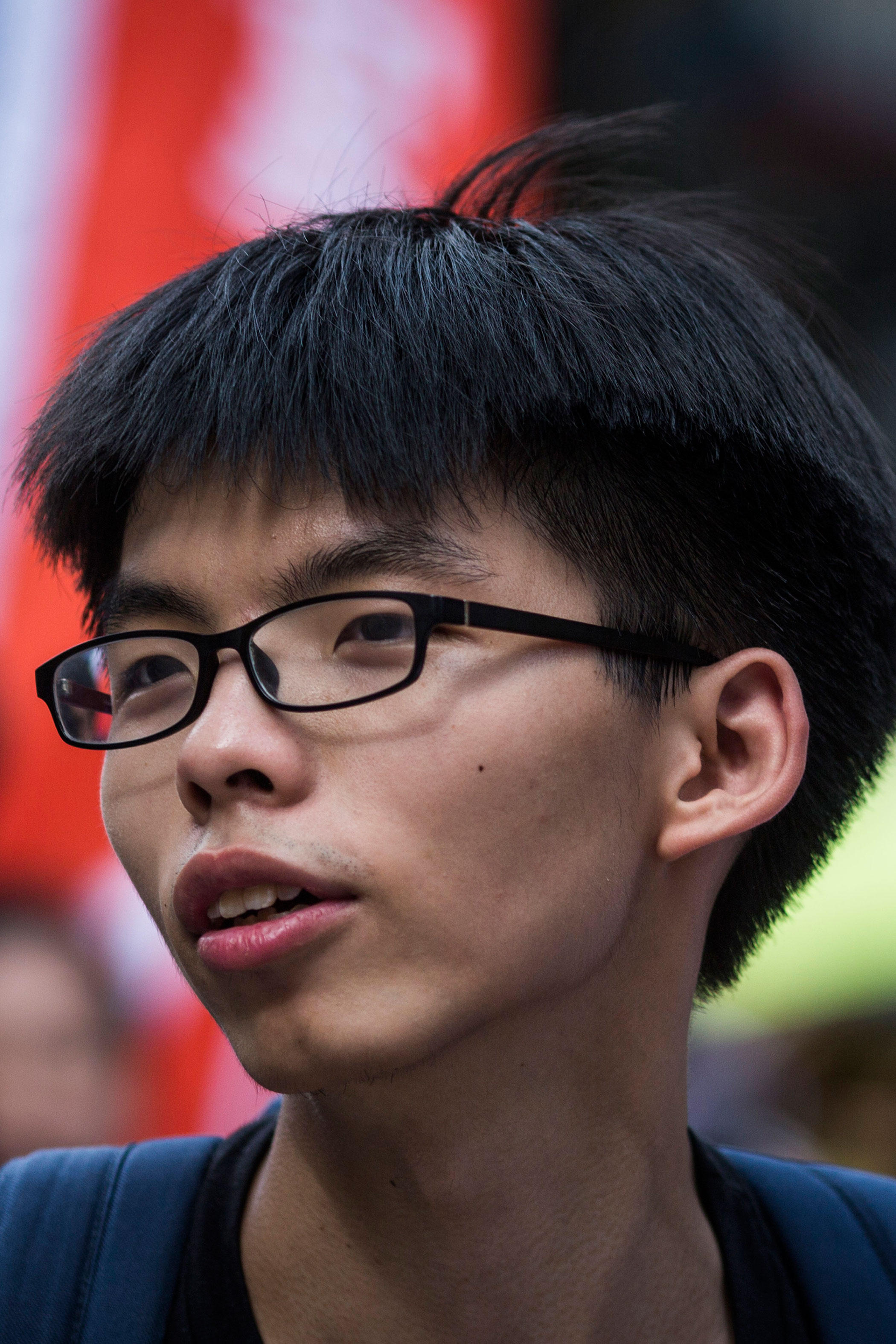 Most Influential Teens 2015 Joshua Wong