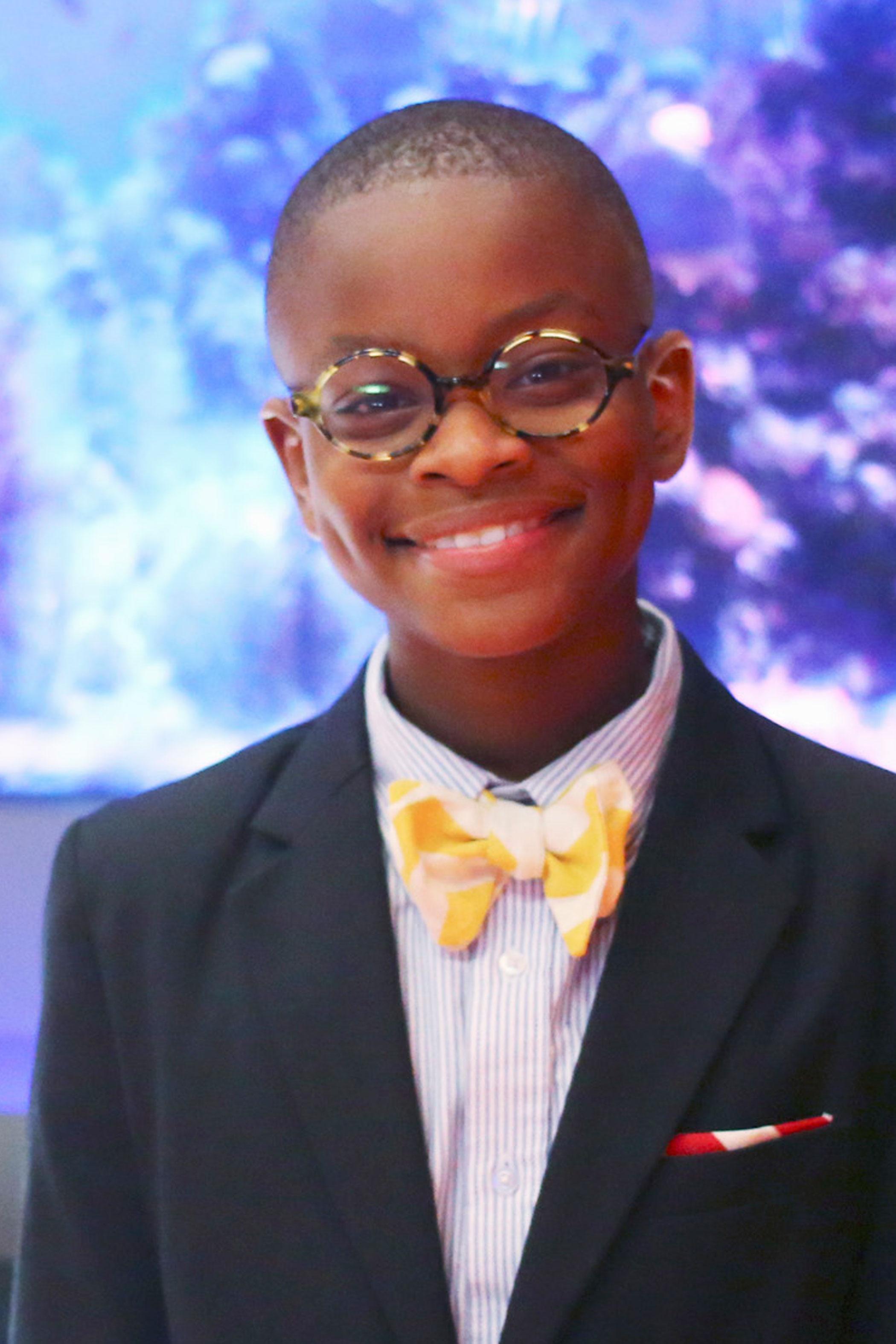 Most Influential Teens 2015 Moziah Bridges