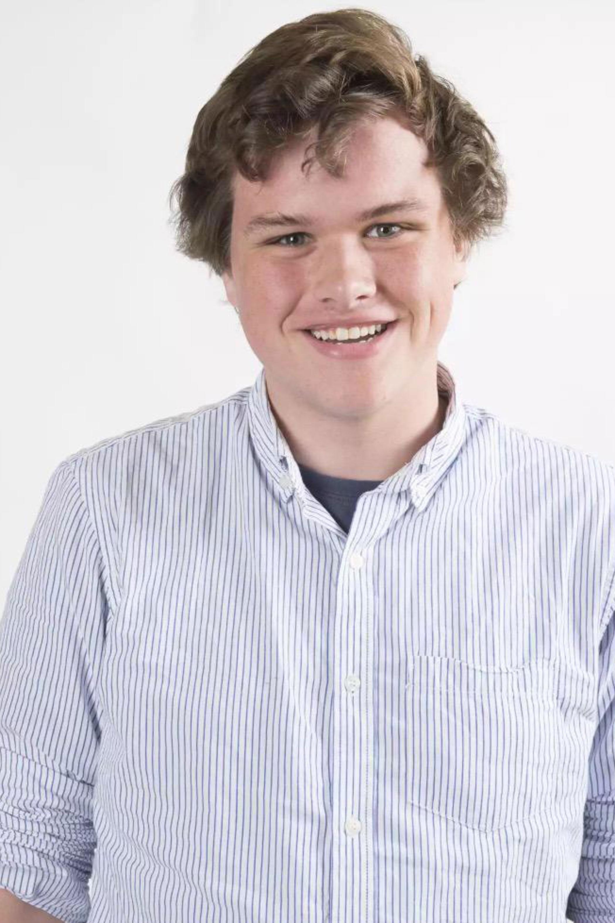 Most Influential Teens 2015 William Turton