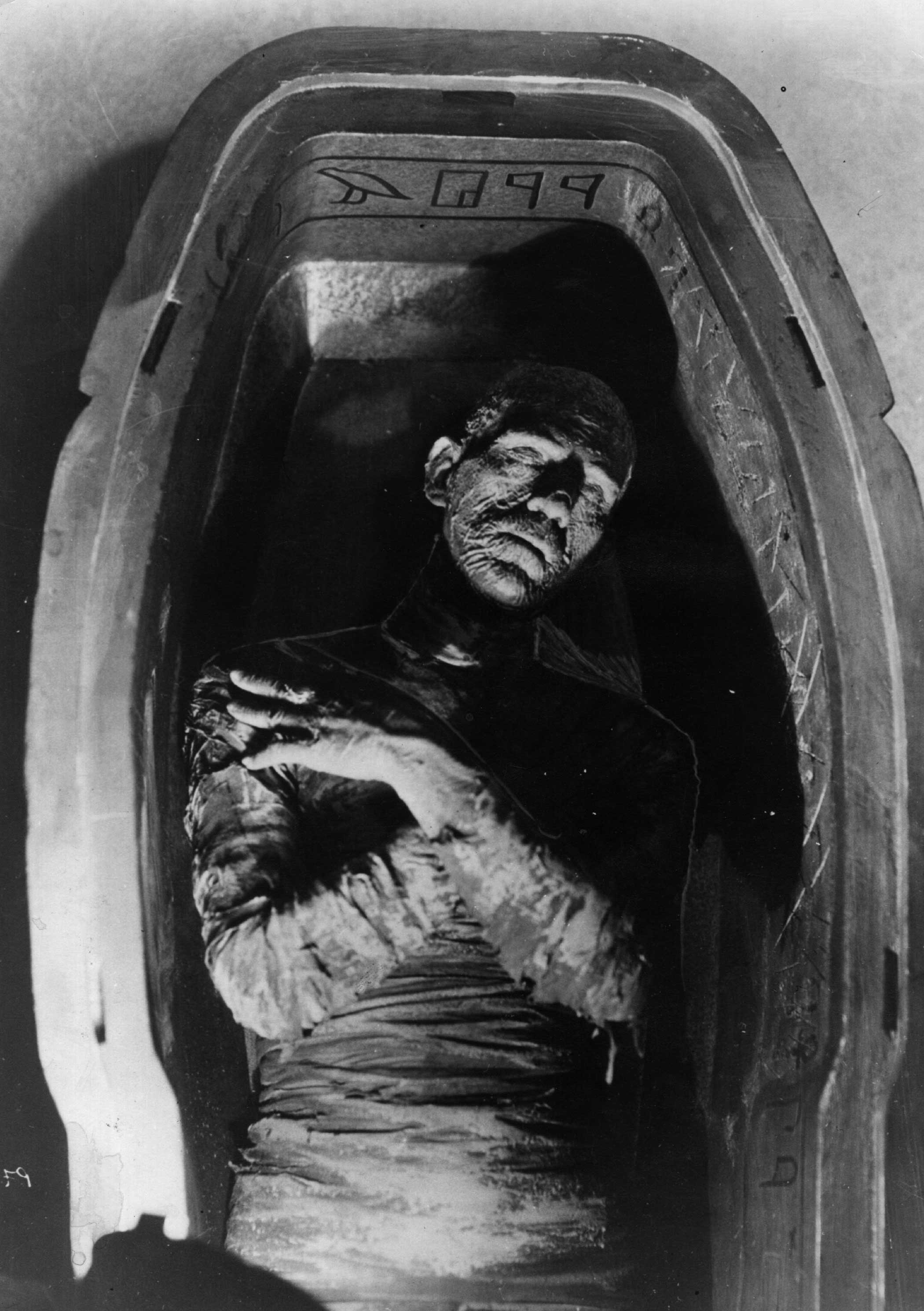 Imhotep from The Mummy, 1932.