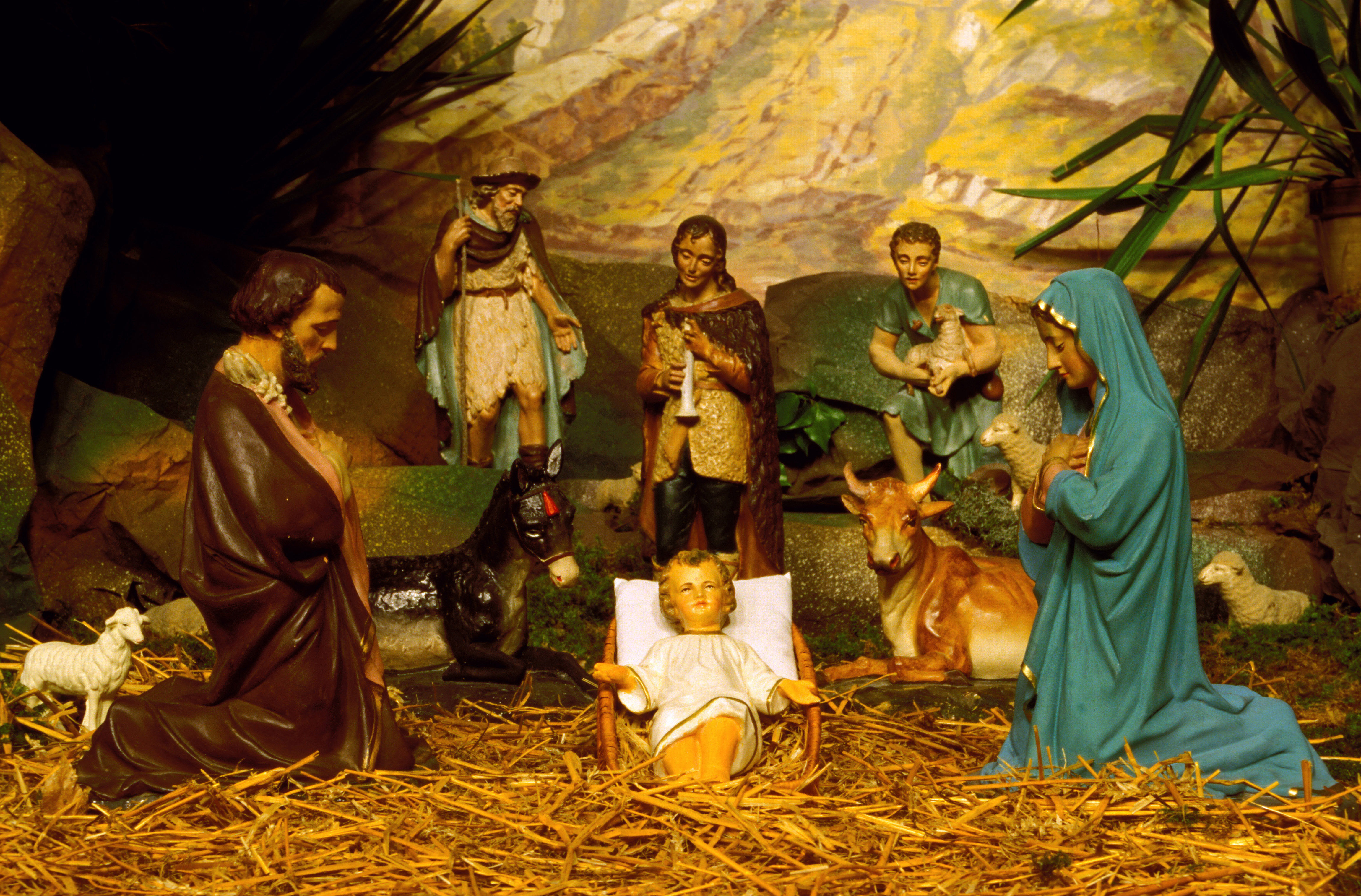 School Sued Over Nativity Scene In Christmas Play Time