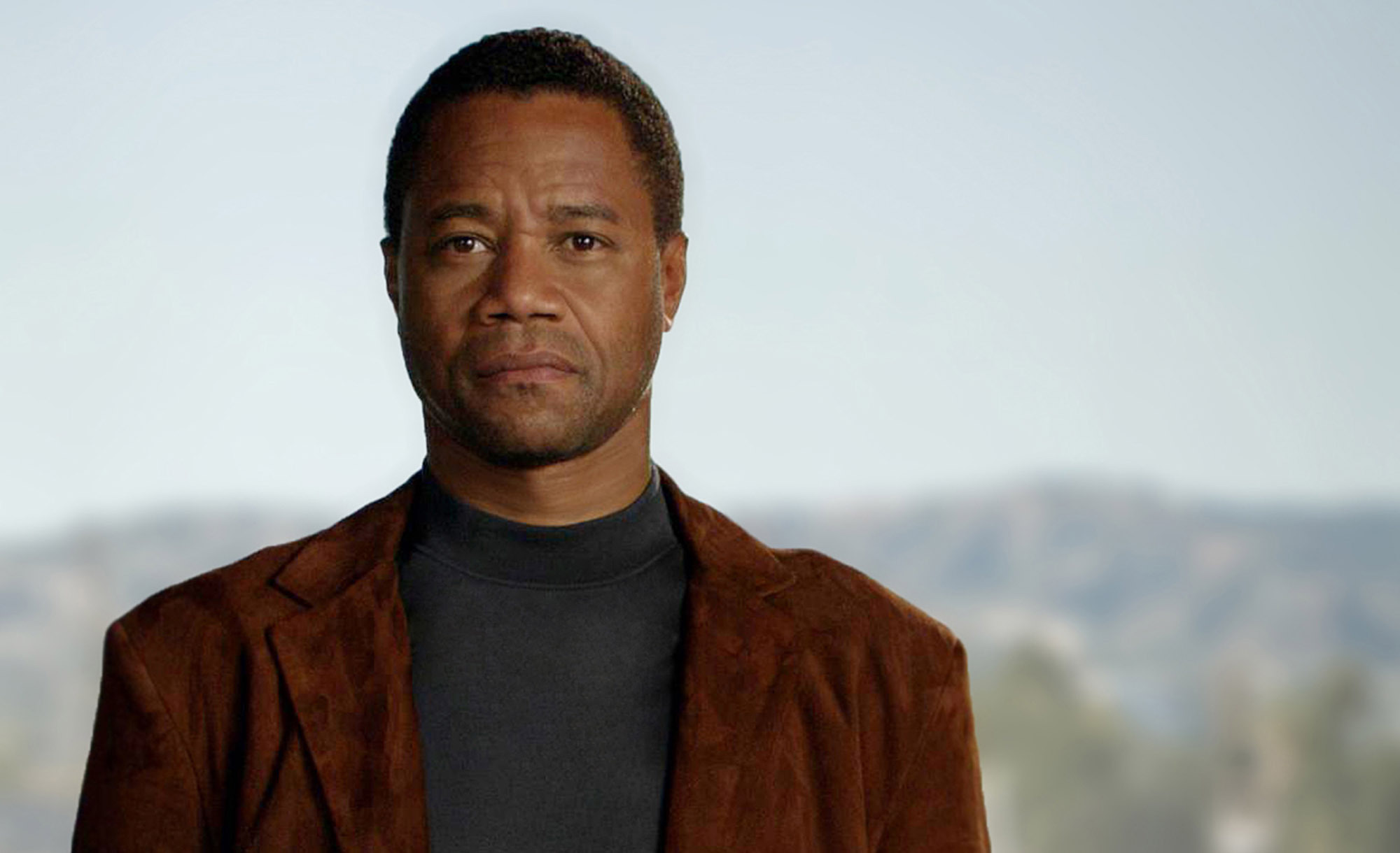 American Crime Story: The People v. O.J. Simpson Ð Pictured: Cuba Gooding, Jr. as O.J. Simpson. CR: FX, Fox 21 TVS, FXPPremieres on FX, early 2016