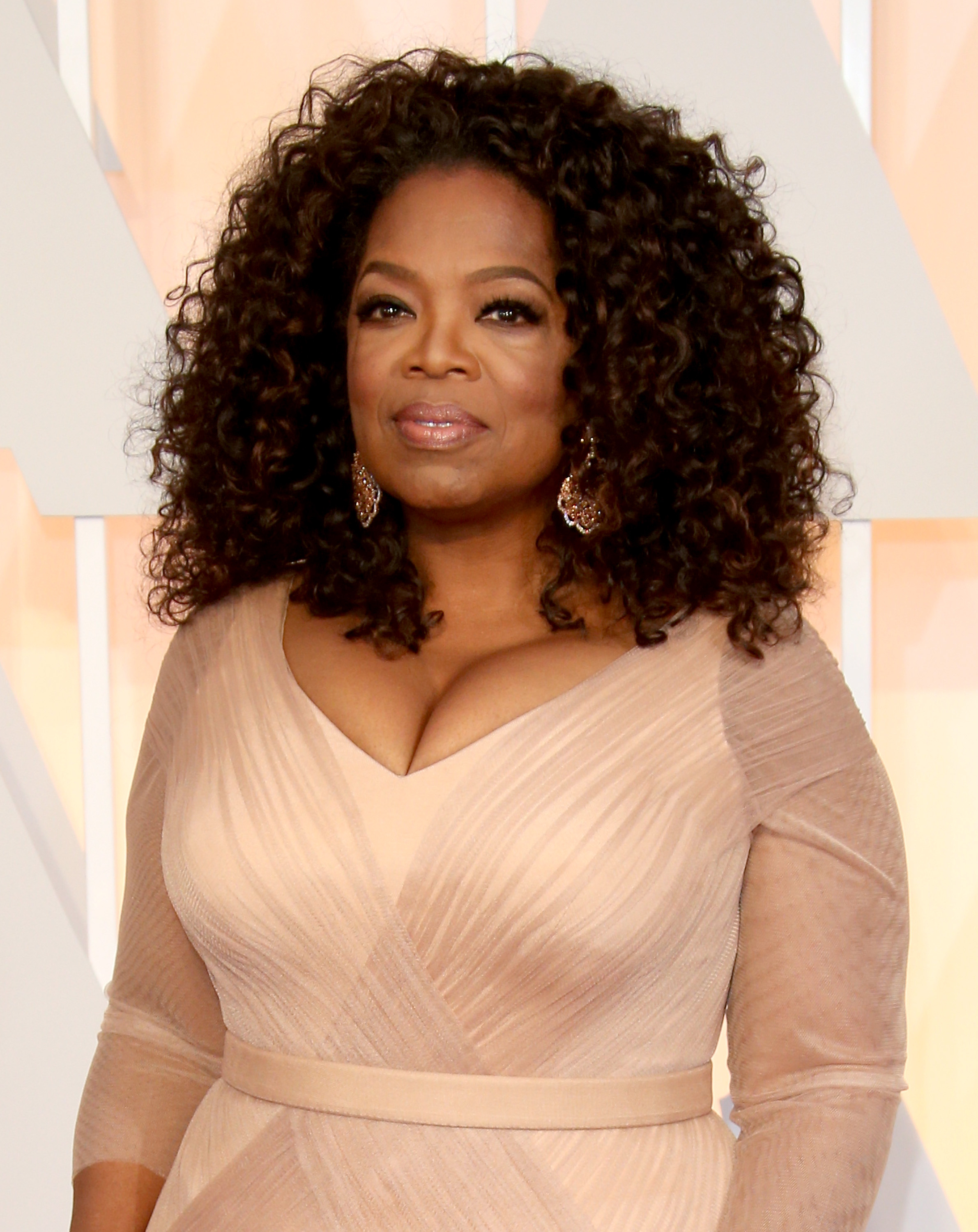 Oprah Winfrey at the 87th Annual Academy Awards in Los Angeles on Feb. 22, 2015.