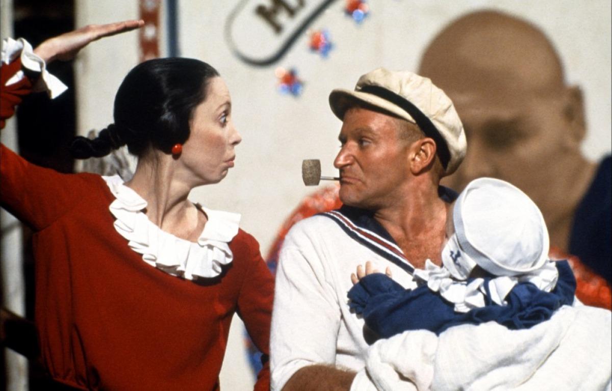 <b>Popeye</b>, 1980.