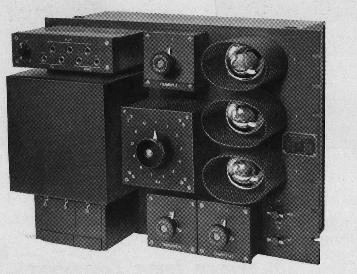 Radio Telephone Broadcasting Equipment from the early 1900s