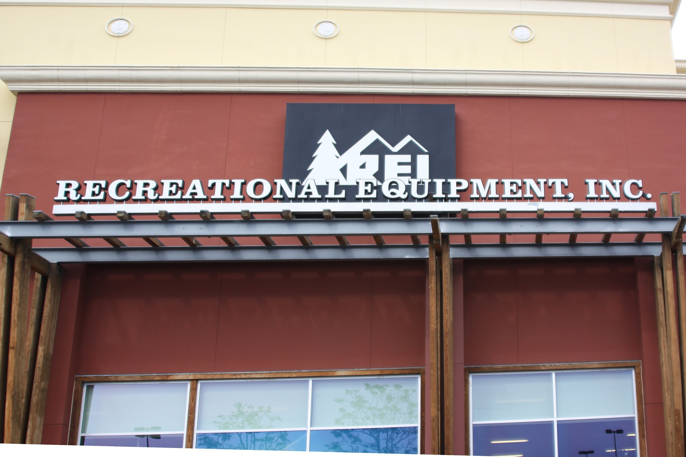 REI Recreational Equipment in Huntington Beach, Calif.