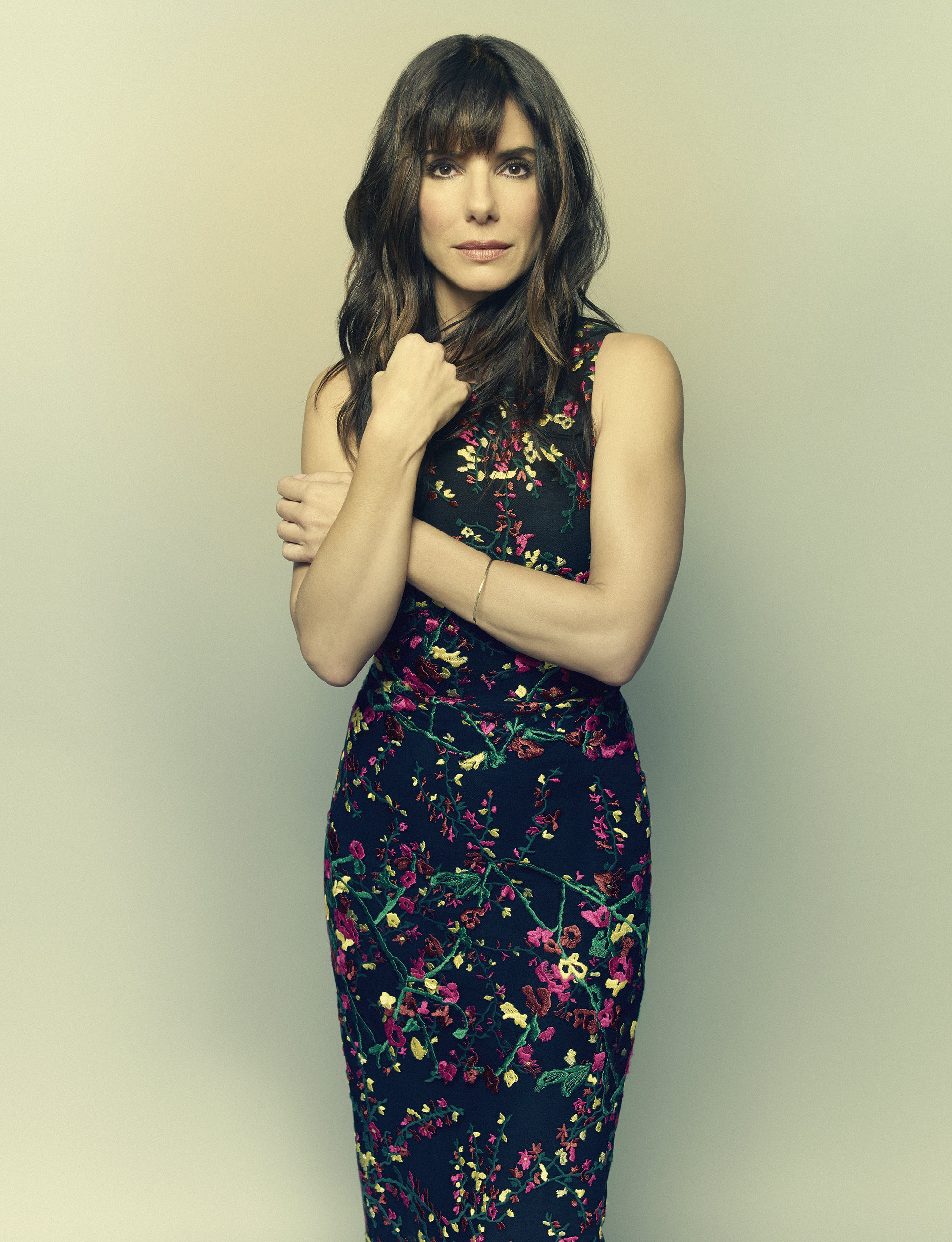 Sandra Bullock appears in the Oct. 23, 2015, issue of TIME