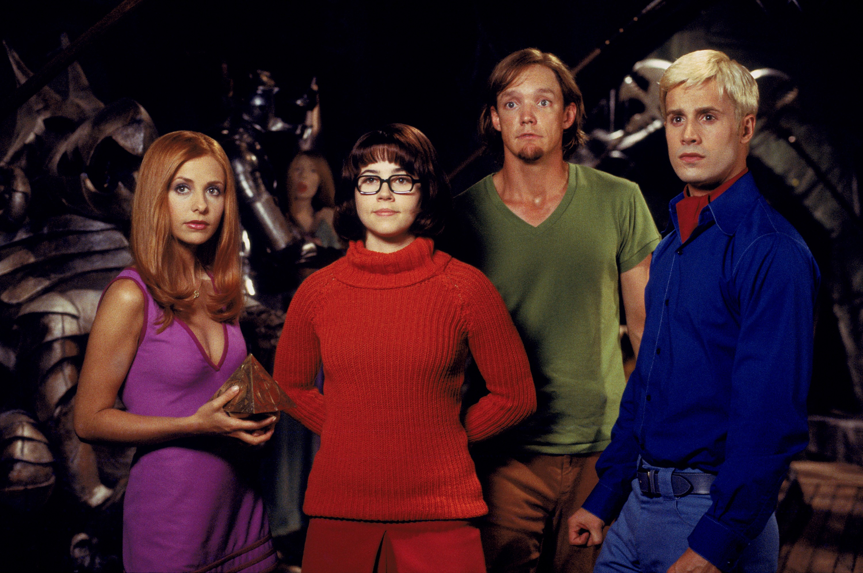 <b>Scooby-Doo</b>, 2002.