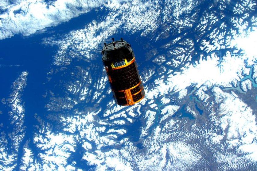 Astronaut Scott Kelly International Space Station photos