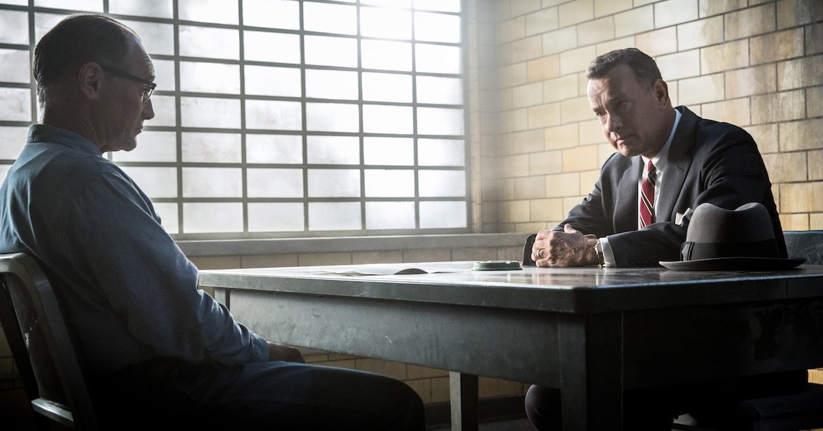 Bridge Of Spies Takes Place In The Past But Speaks To Today Time