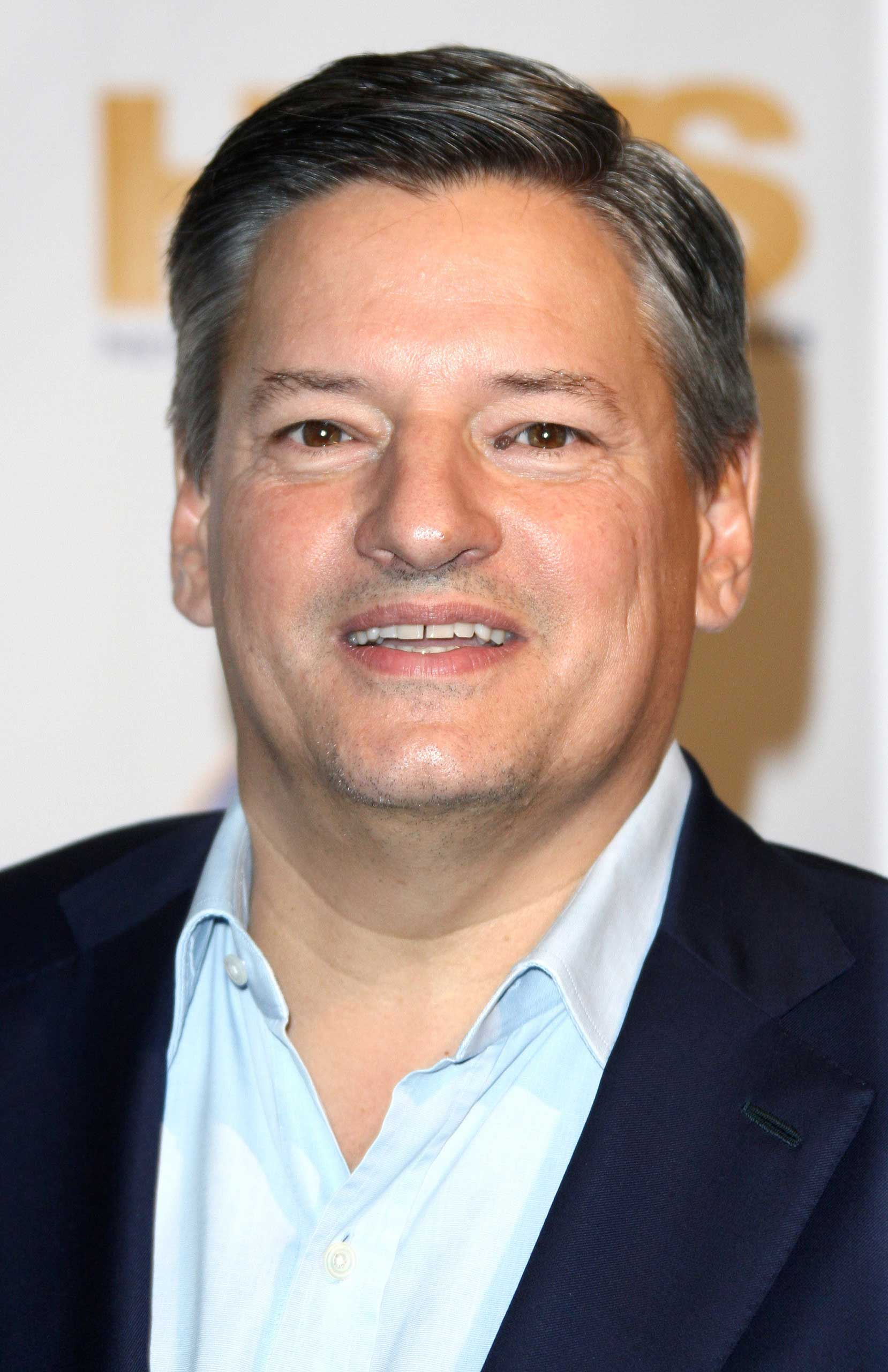 Chief Content Officer, Netflix Ted Sarandos attends the Hollywood Radio and Television Society State Of The Industry Luncheon held at The Beverly Hilton Hotel in Beverly Hills, California, on Oct. 15, 2015.