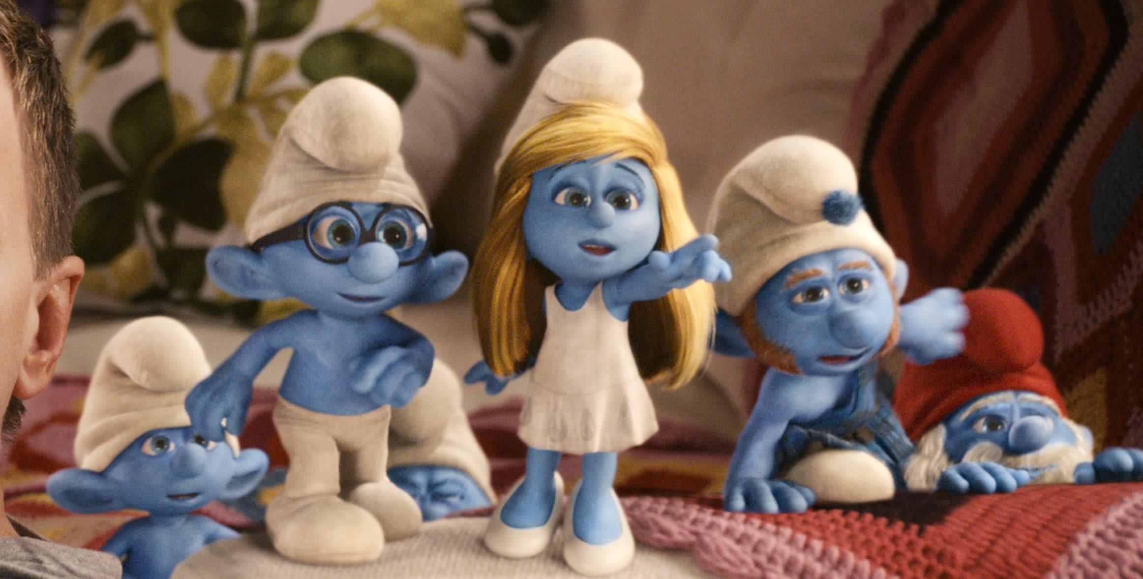 <b>The Smurfs</b>, 2011.