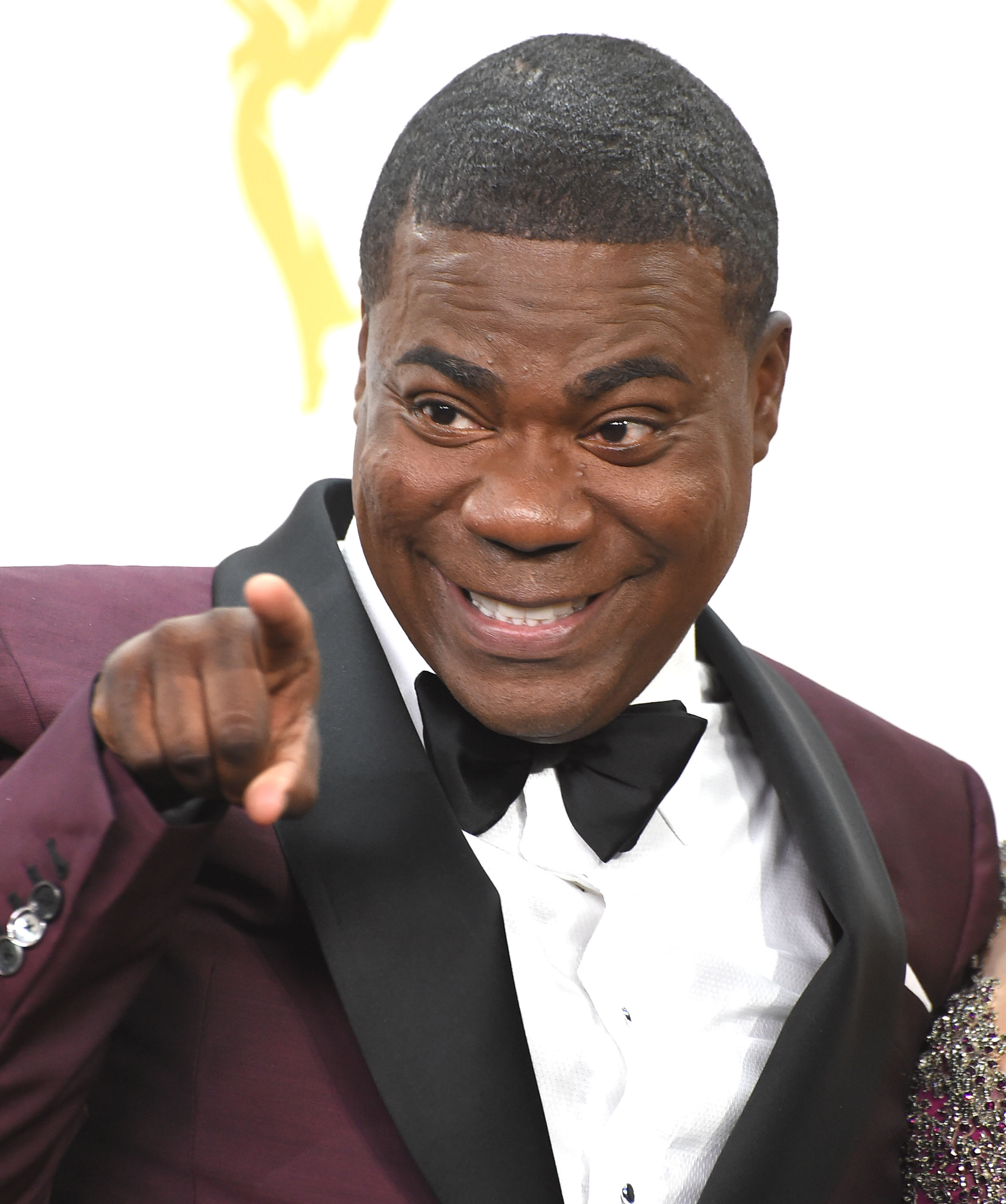 Tracy Morgan on Sept. 20, 2015 in Los Angeles.