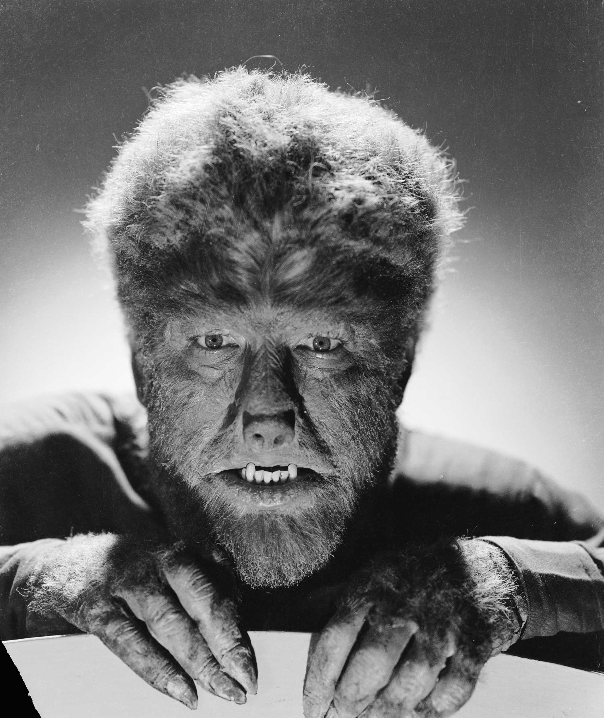 The Wolf Man from The Wolf Man, 1941.