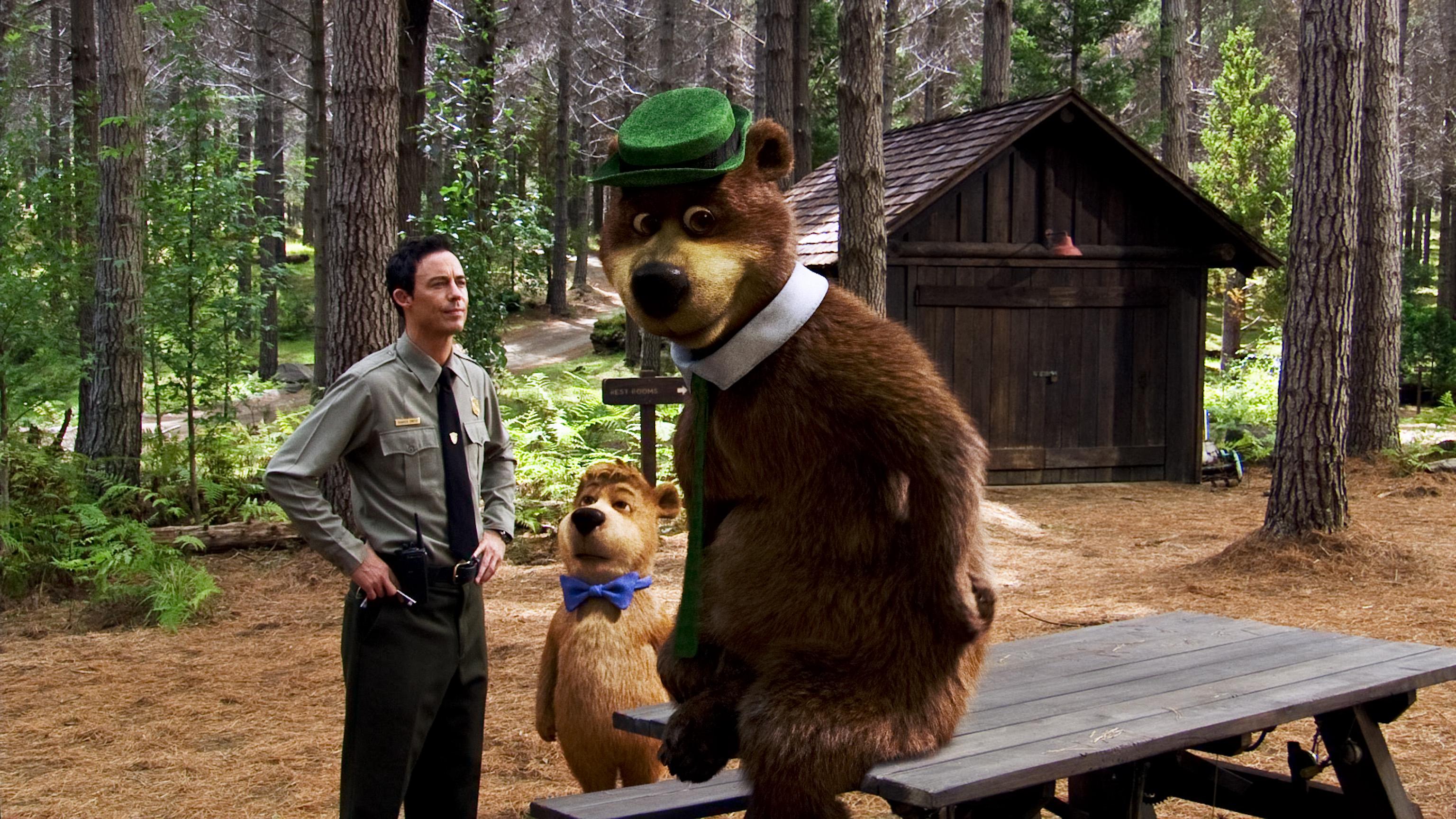 <b>Yogi Bear</b>, 2010.